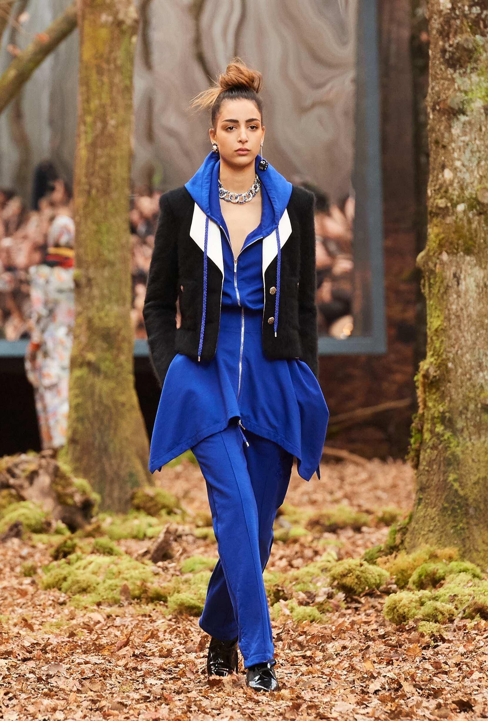 Chanel 2018 Paris Trends Womenswear