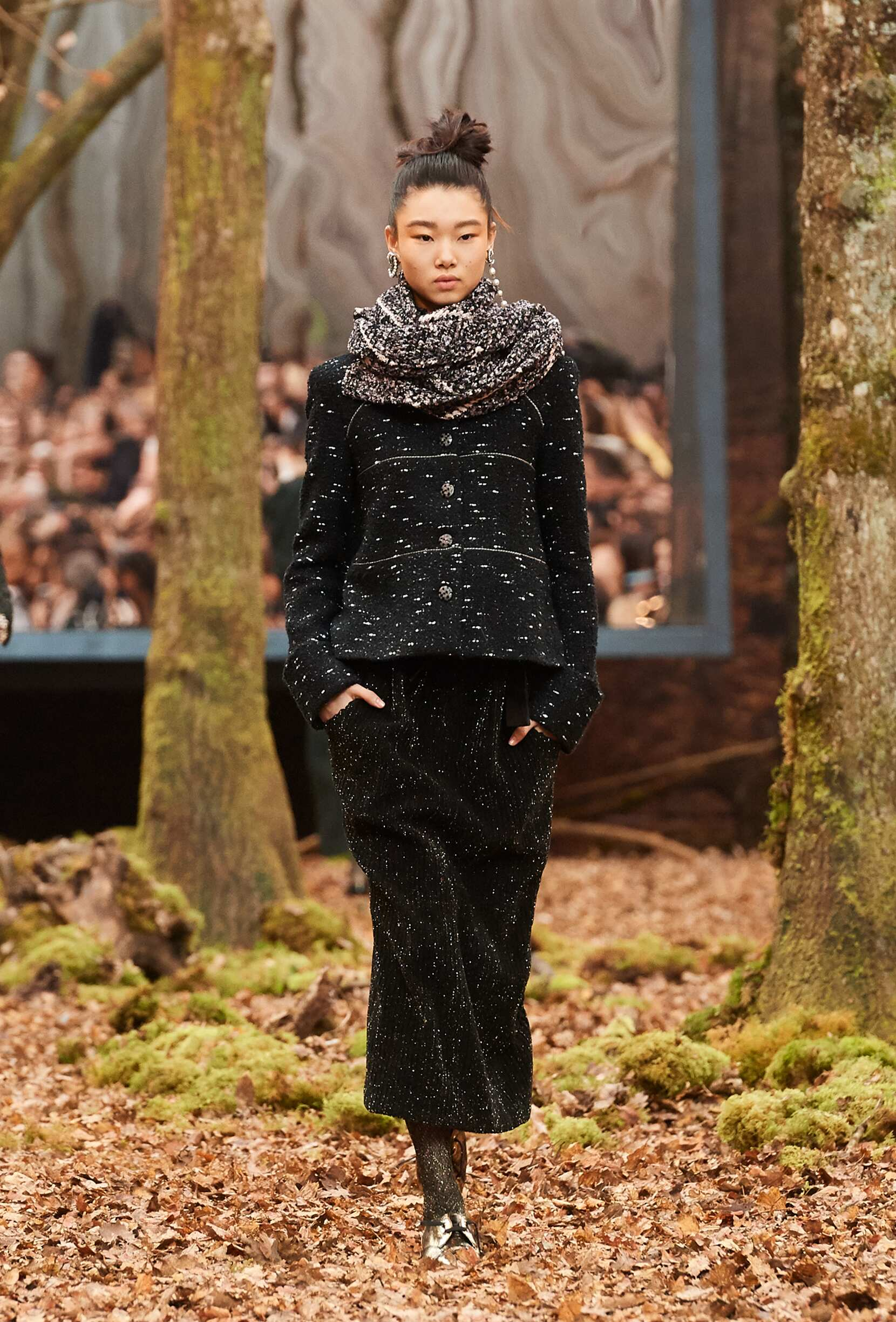 Chanel Paris Fashion Week Womenswear Trends