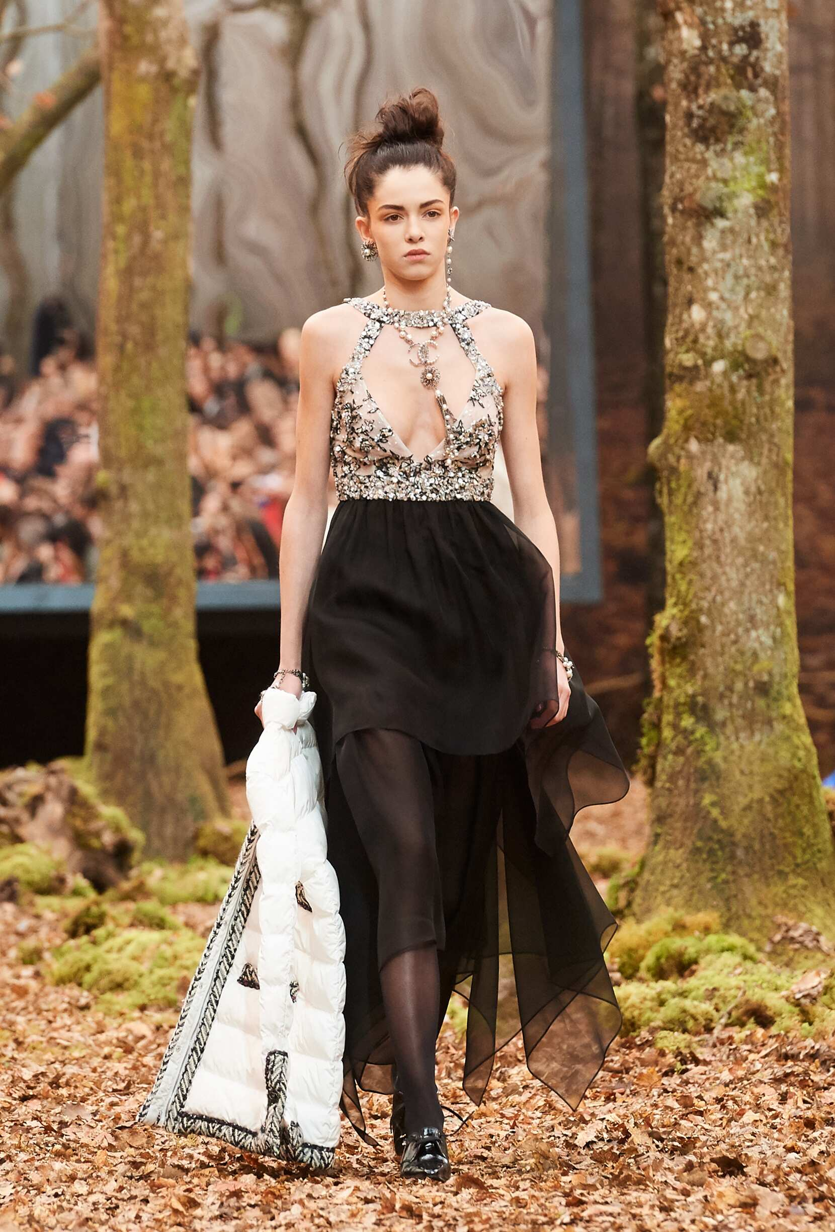 Chanel Womenswear Collection Trends Winter