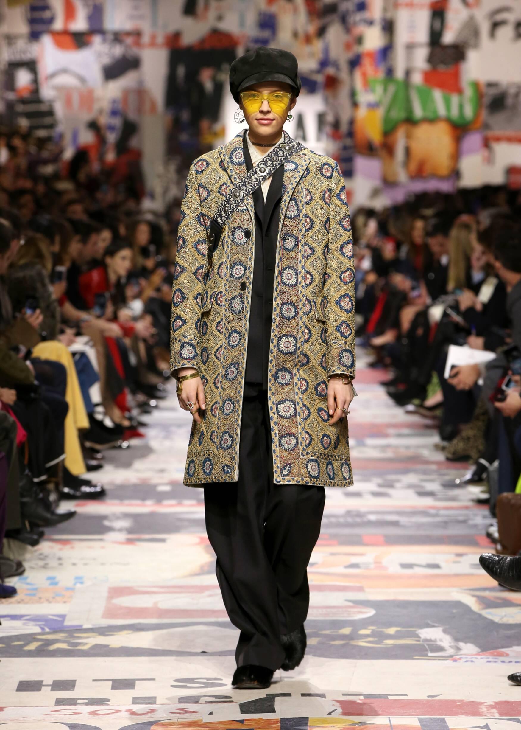 Dior 2018 Womenswear Paris