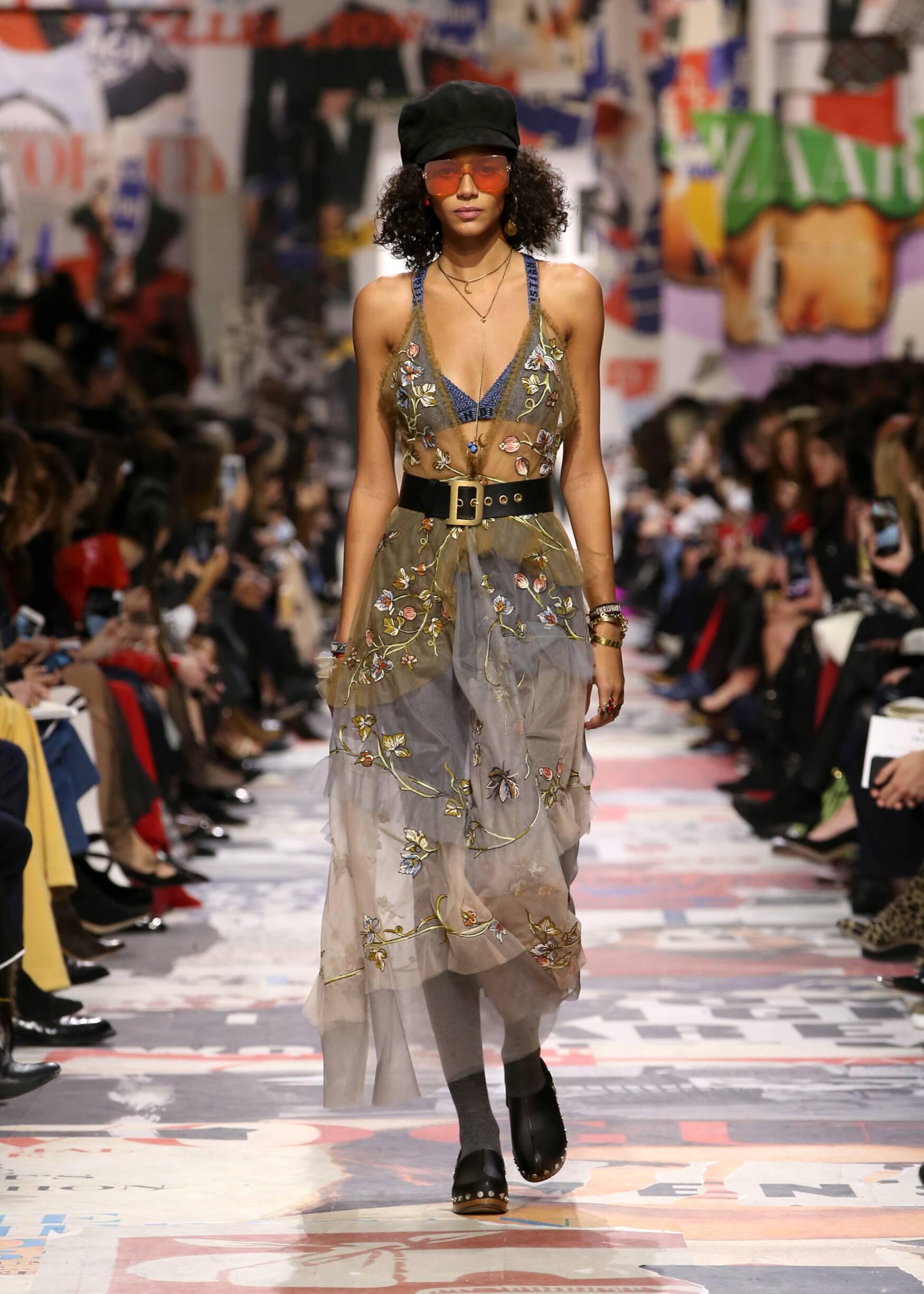 Dior FW 2018 Womenswear Runway