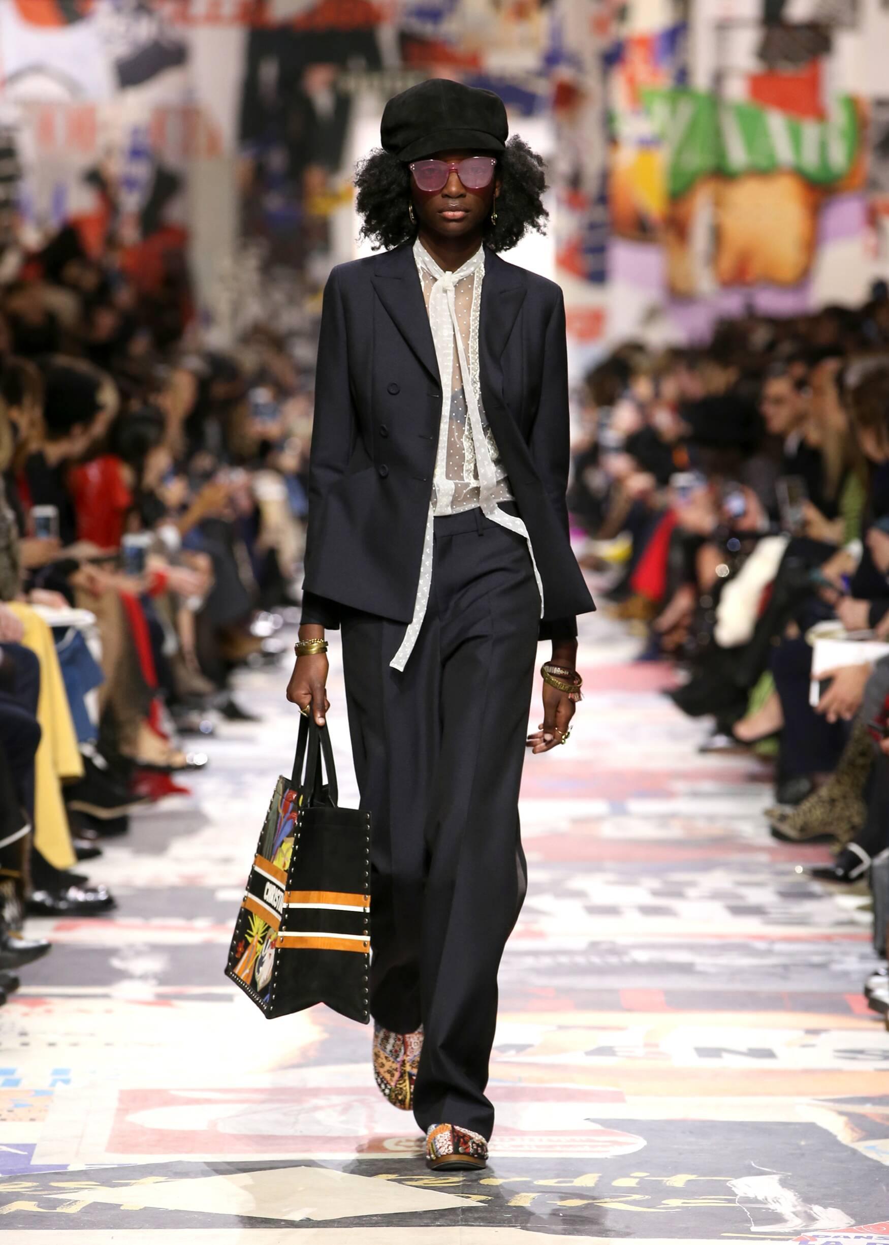 Dior FW 2018 Womenswear