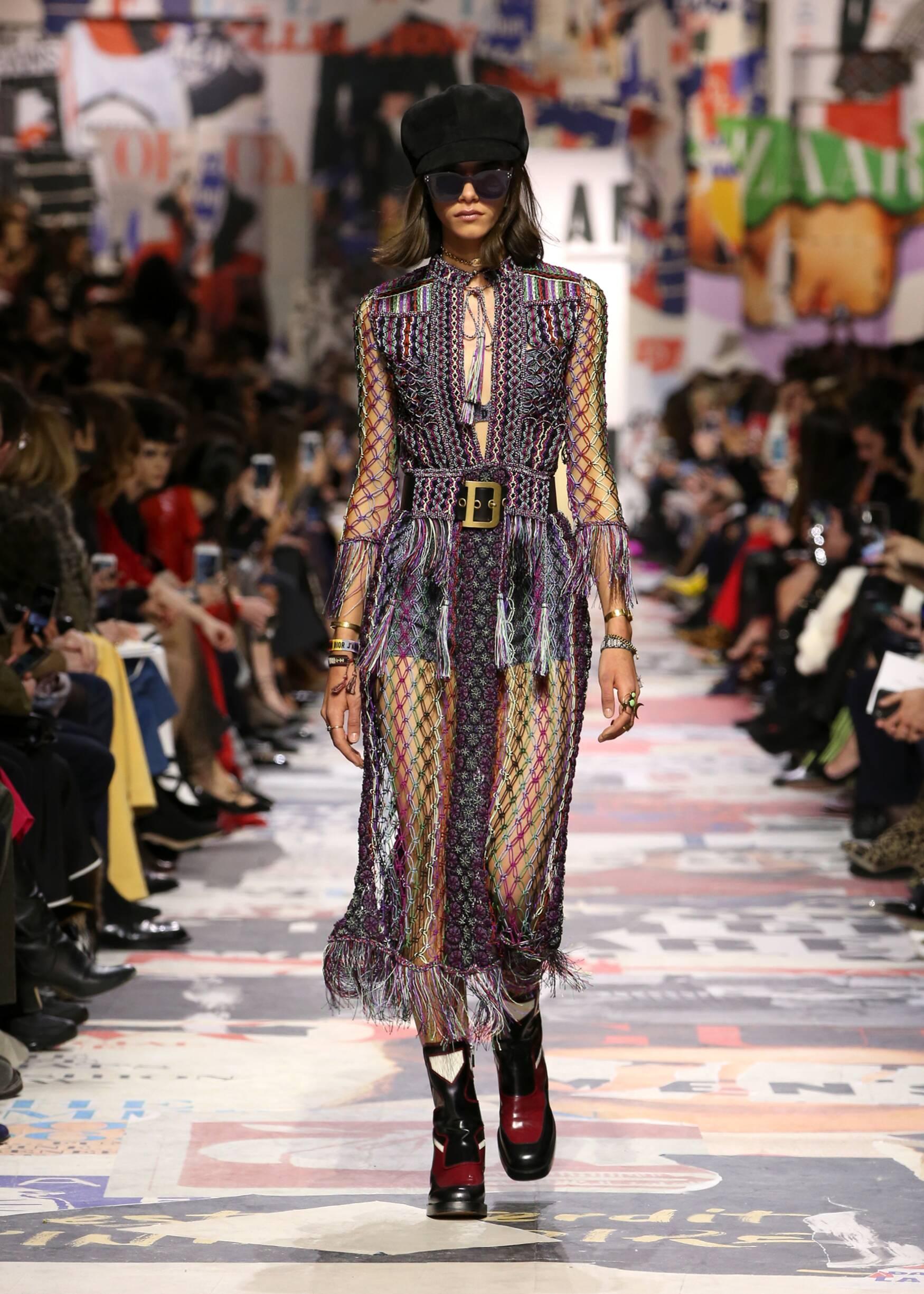 Dior Fall 2018 Catwalk