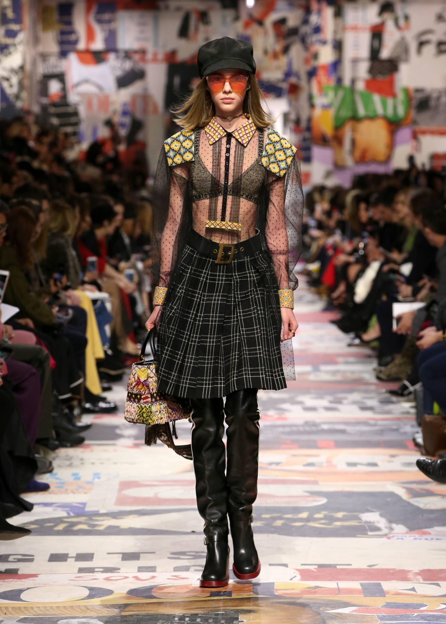 Dior Fall Winter 2018 Womens Collection Paris Fashion Week