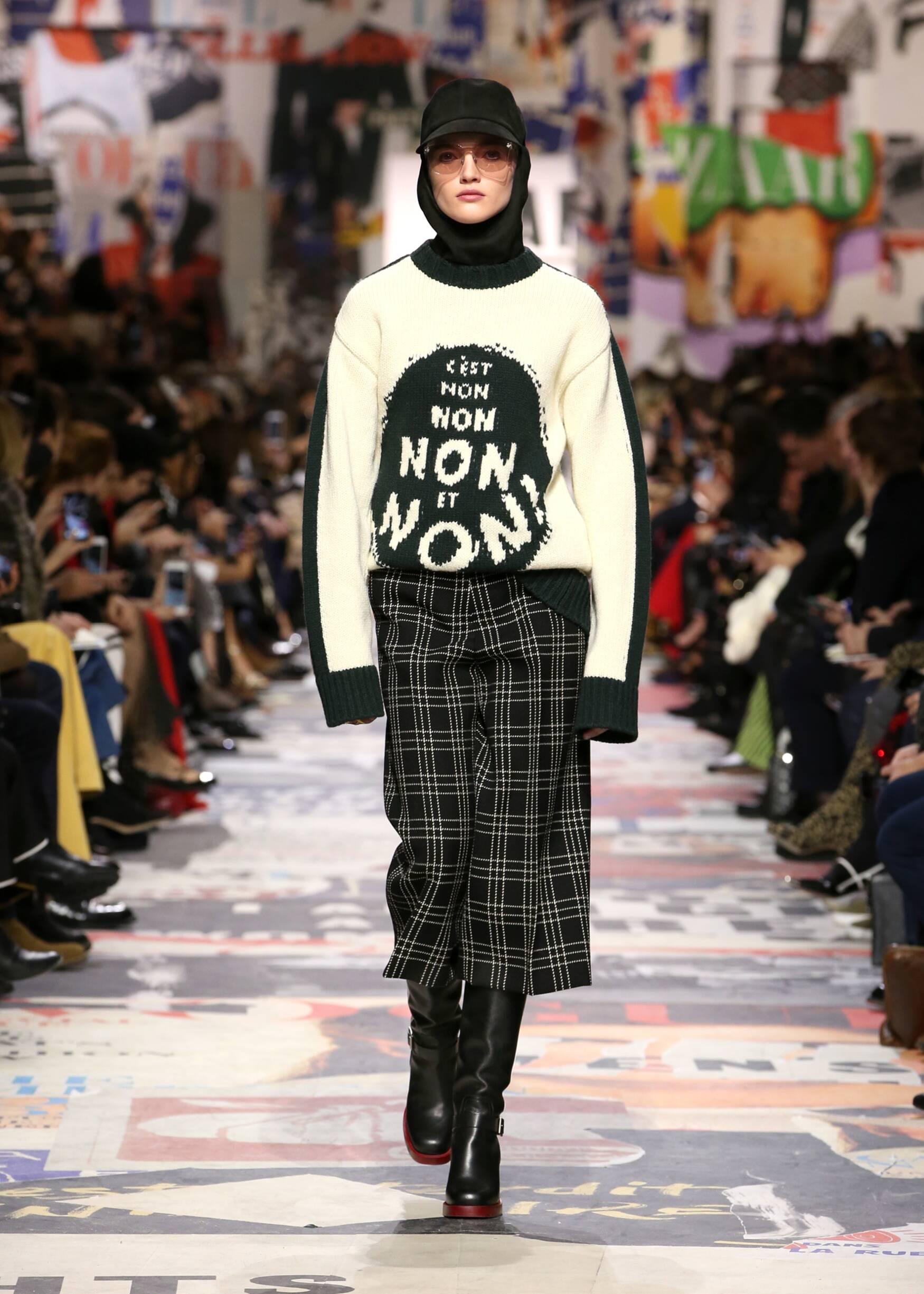 Dior Fashion Show FW 2018
