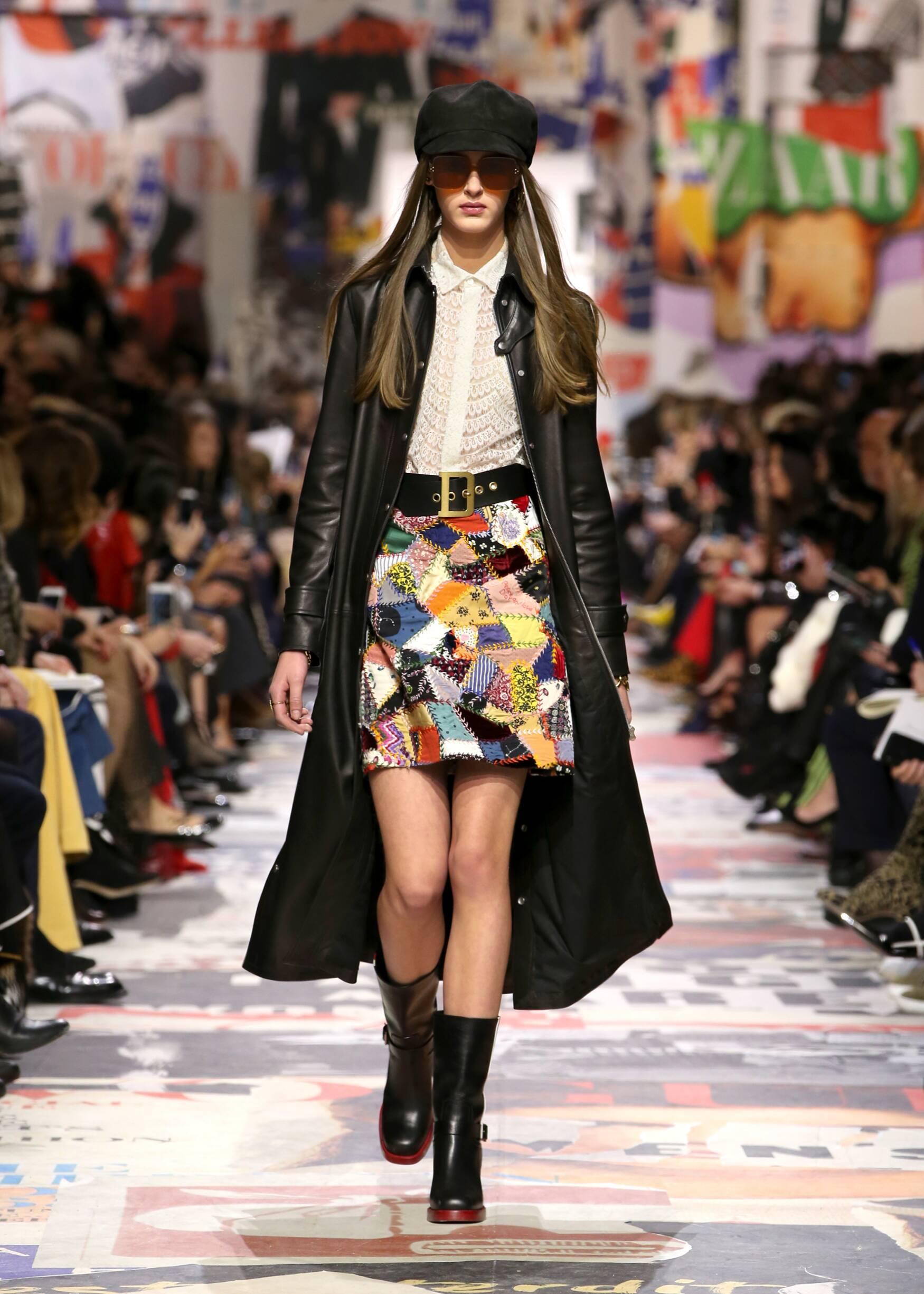 Dior Paris Fashion Week Womenswear