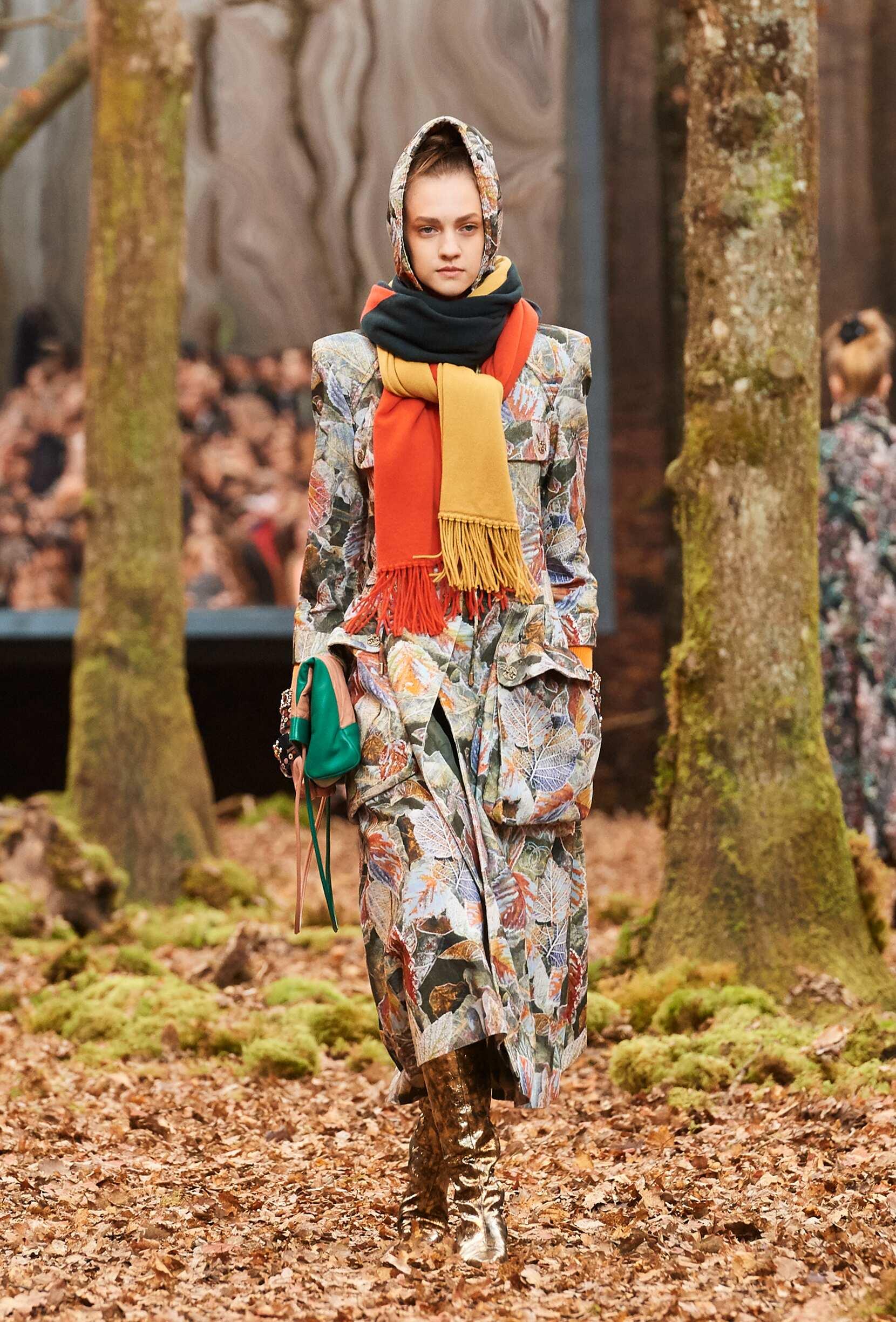 FW 2018-19 Chanel Fashion Show Paris Fashion Week