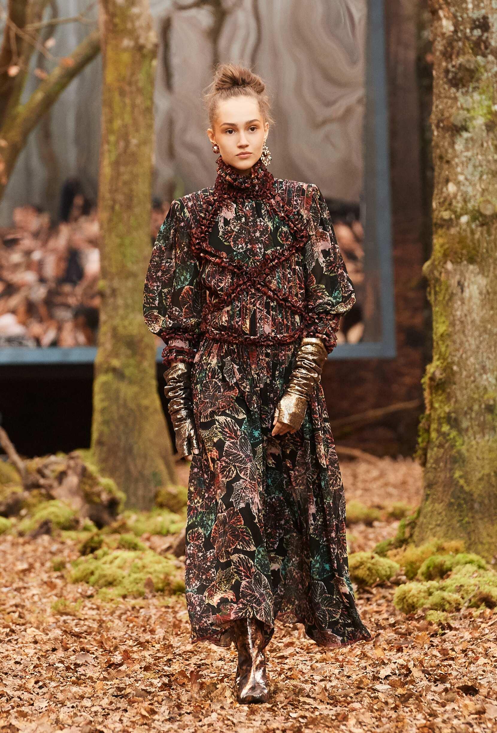 FW 2018-19 Chanel Fashion Show Paris