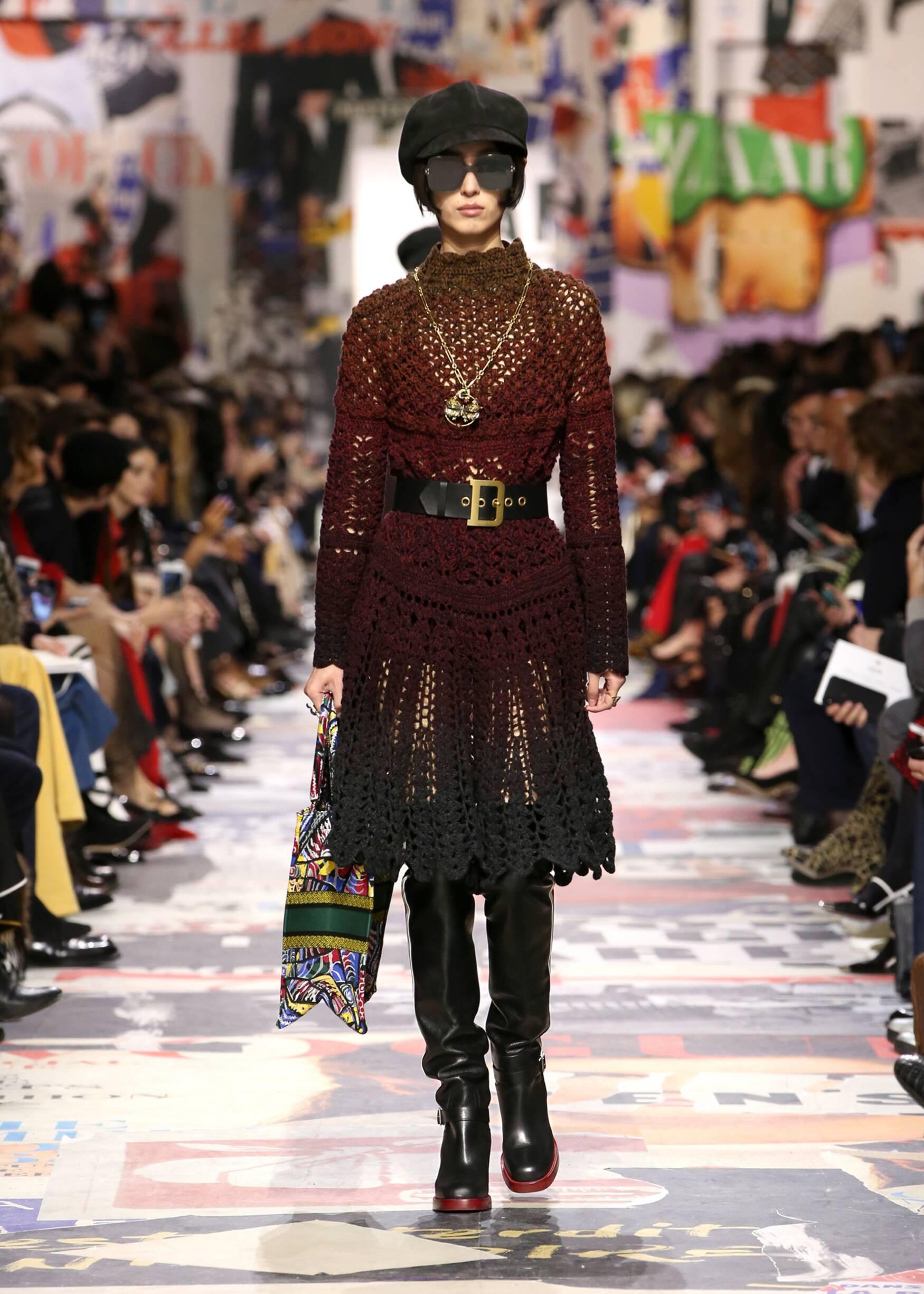 FW 2018-19 Dior Fashion Show Paris