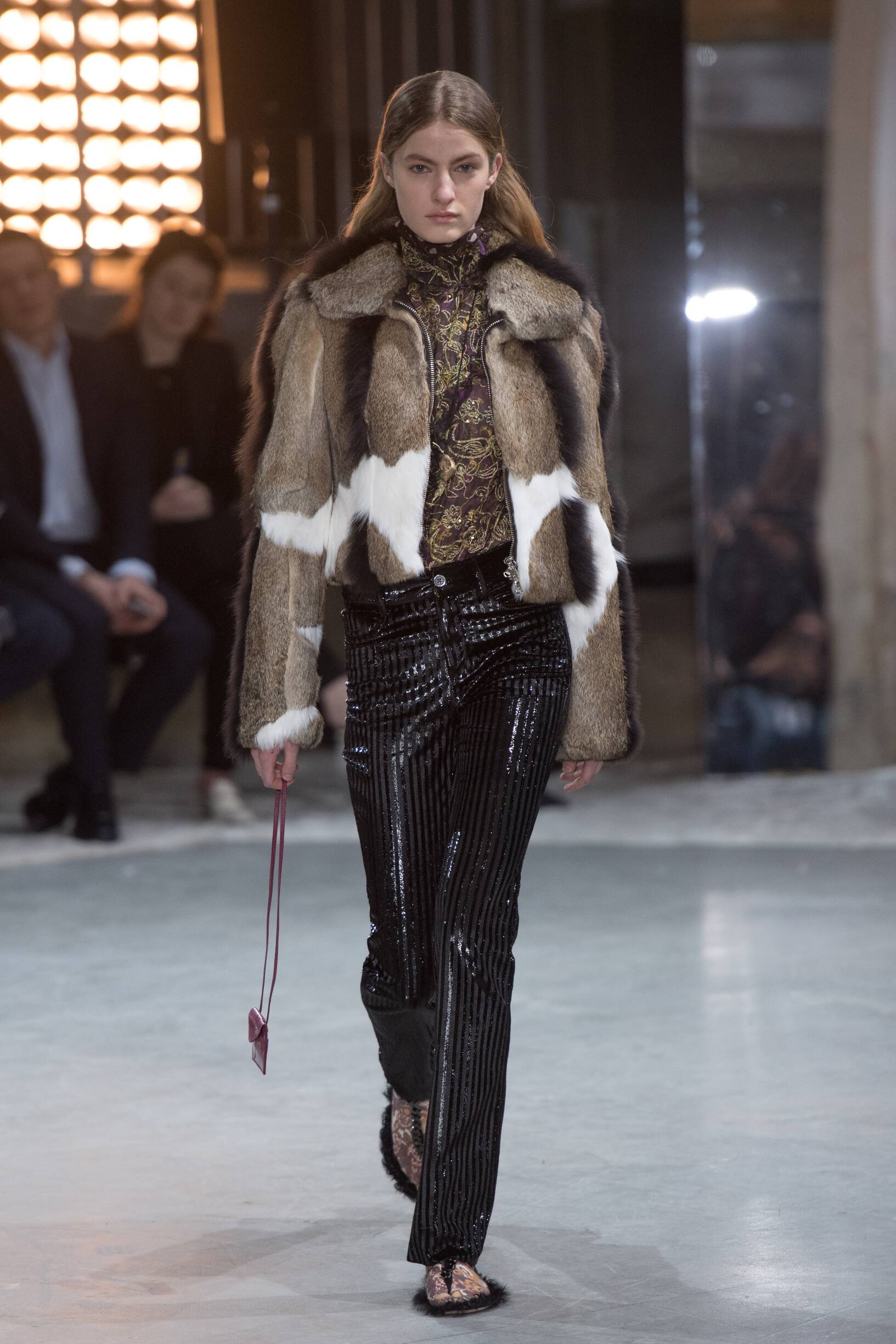 FW 2018-19 Giambattista Valli Fashion Show