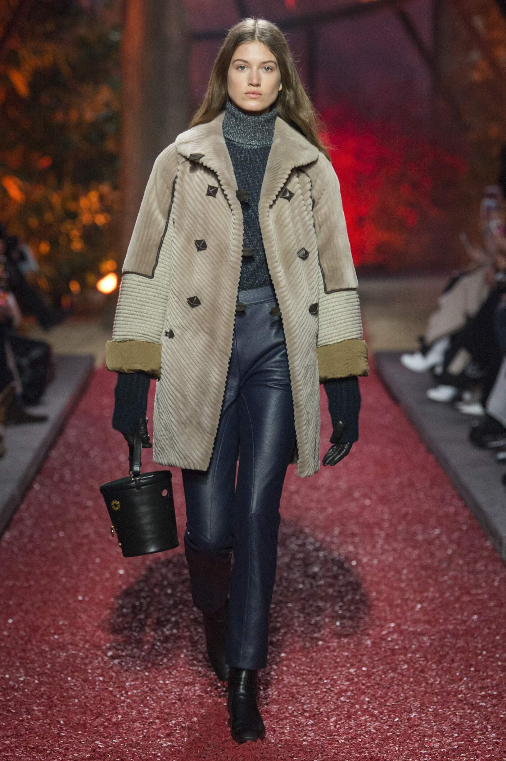 FW 2018-19 Hermès Fashion Show Paris