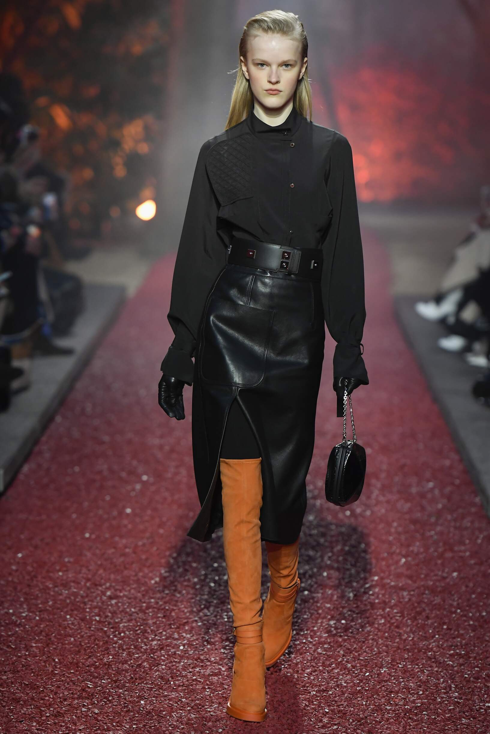 FW 2018-19 Hermès Fashion Show