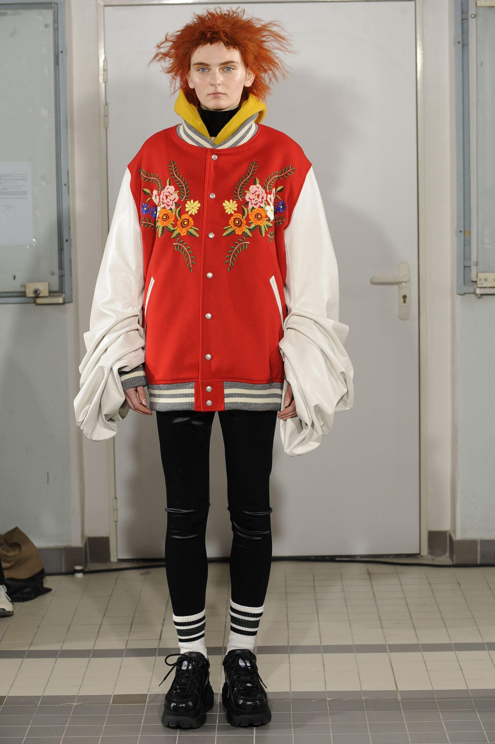 FW 2018 19 Junya Watanabe Fashion Show Paris