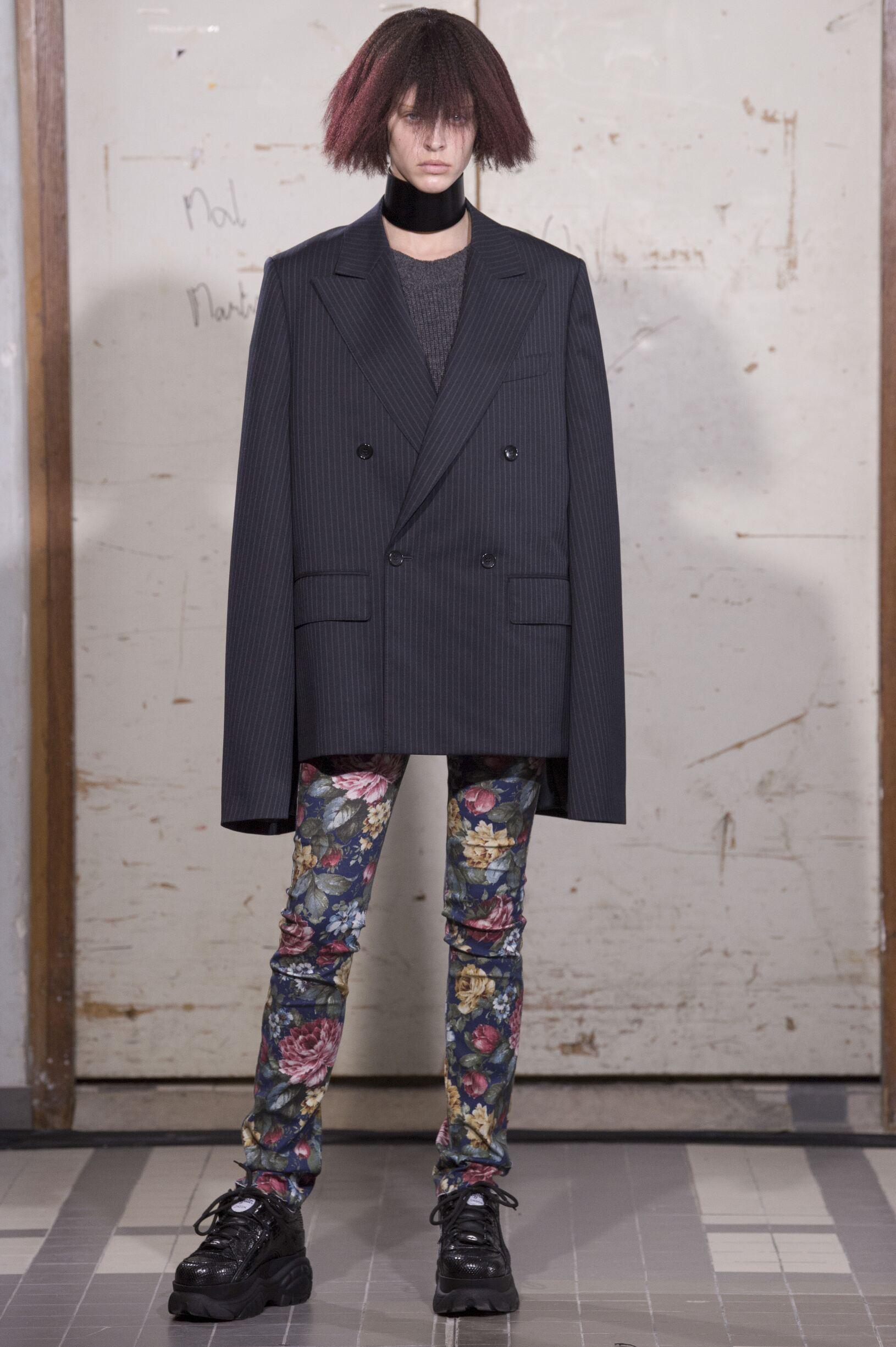 FW 2018 19 Junya Watanabe Fashion Show