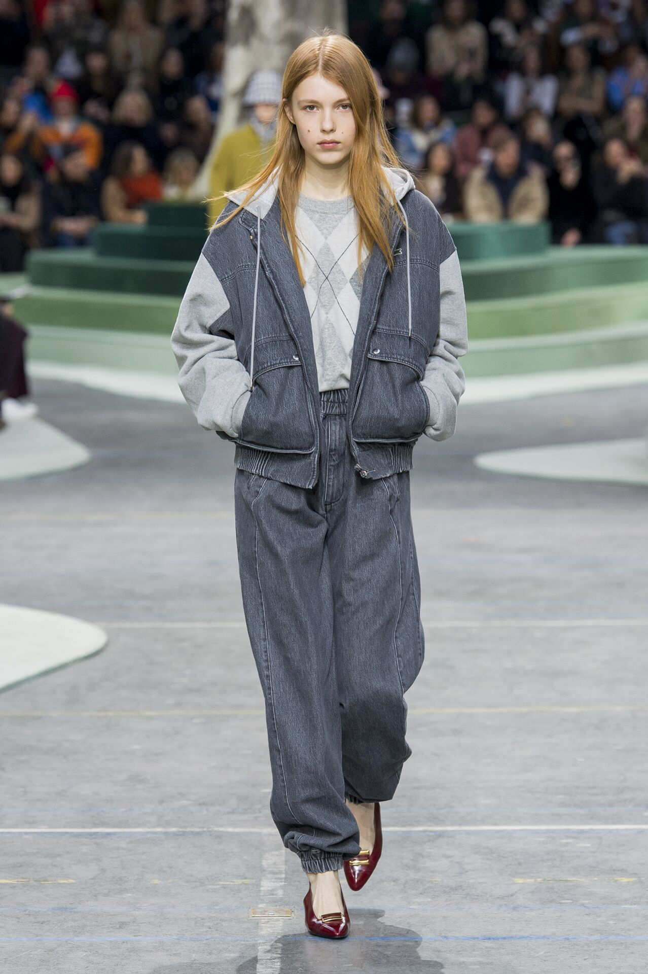 FW 2018-19 Lacoste Fashion Show Paris