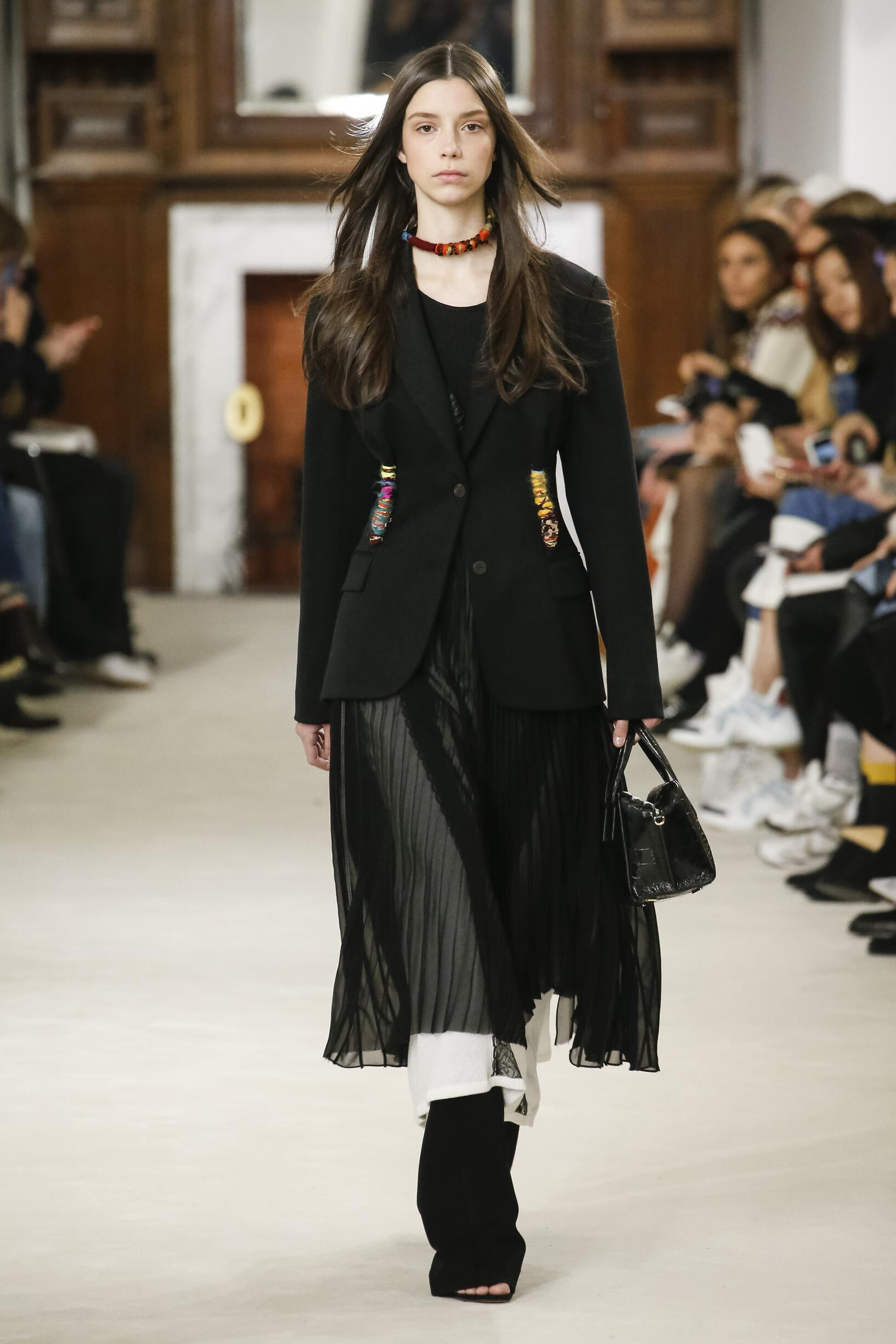FW 2018-19 Loewe Fashion Show Paris