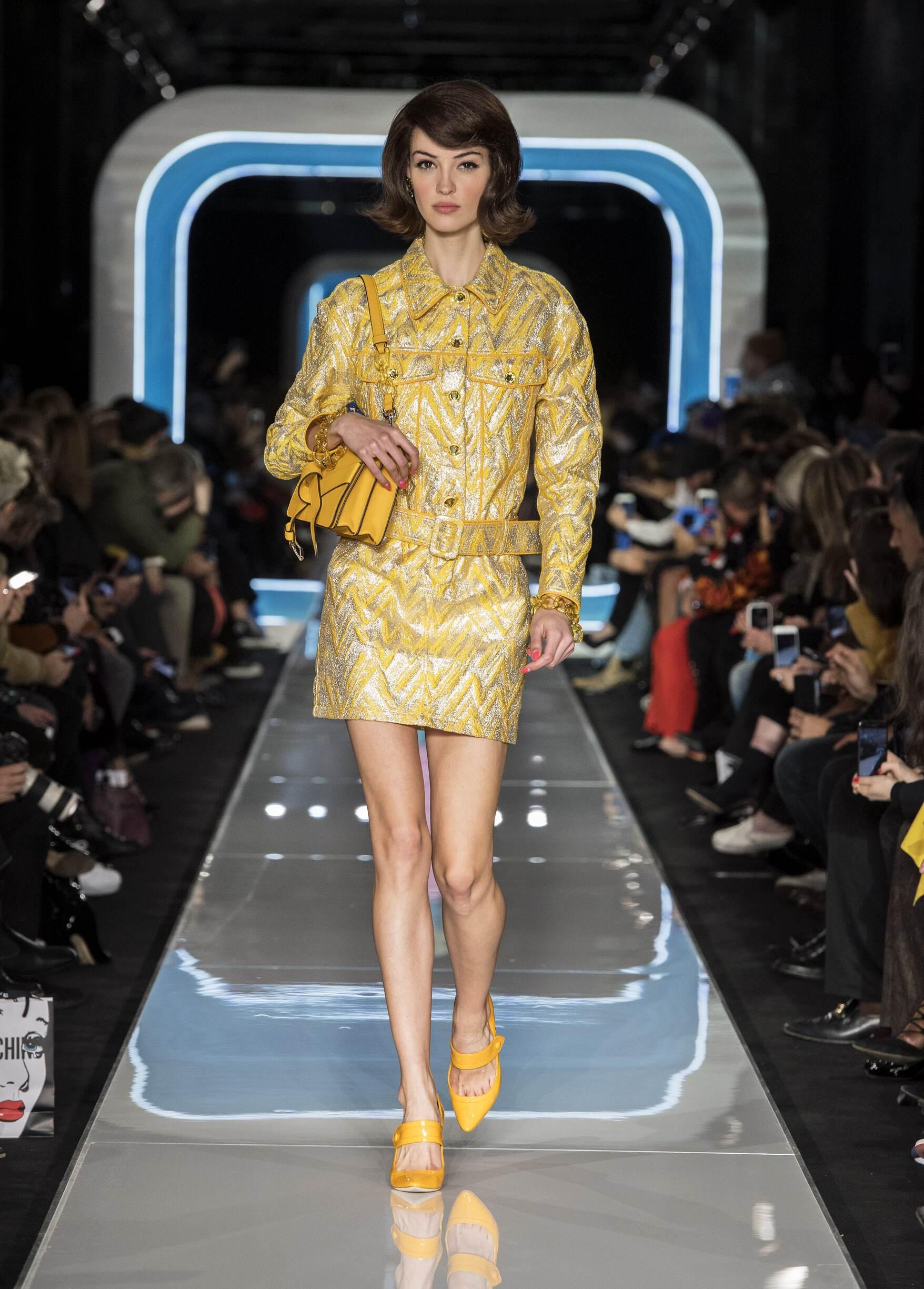 FW 2018-19 Moschino Fashion Show Milan