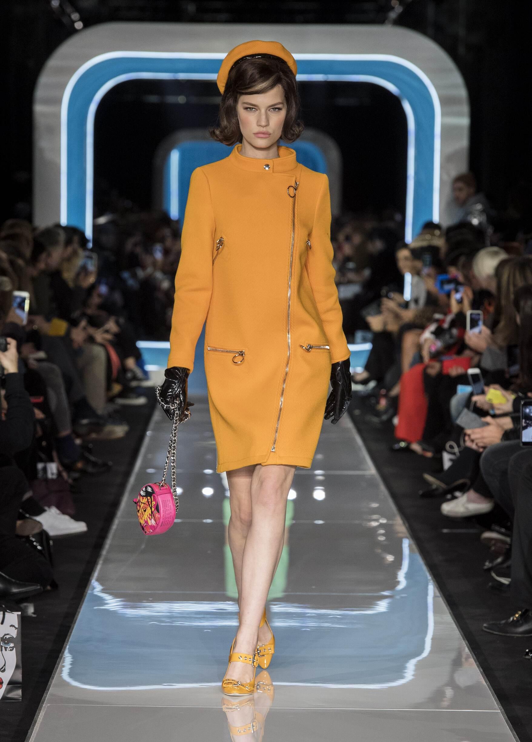 FW 2018-19 Moschino Fashion Show