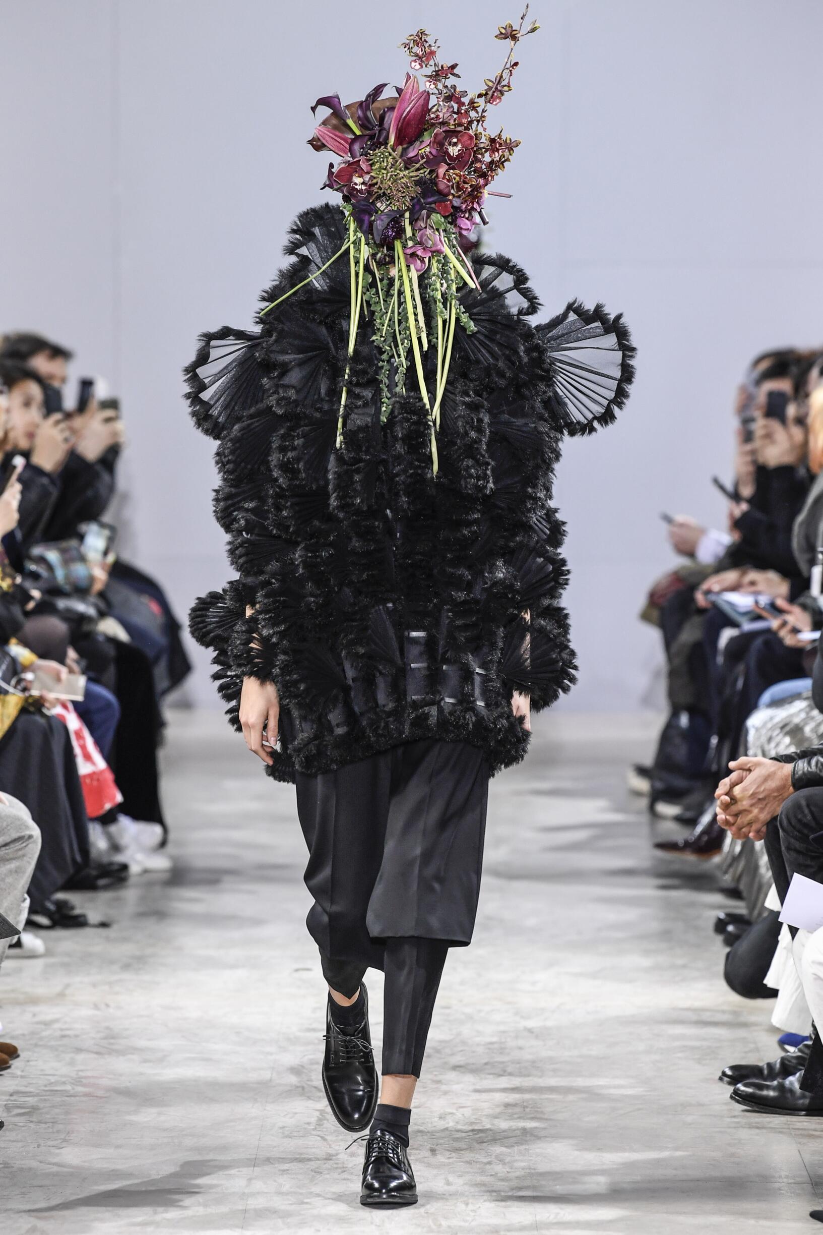 FW 2018-19 Noir Kei Ninomiya Fashion Show