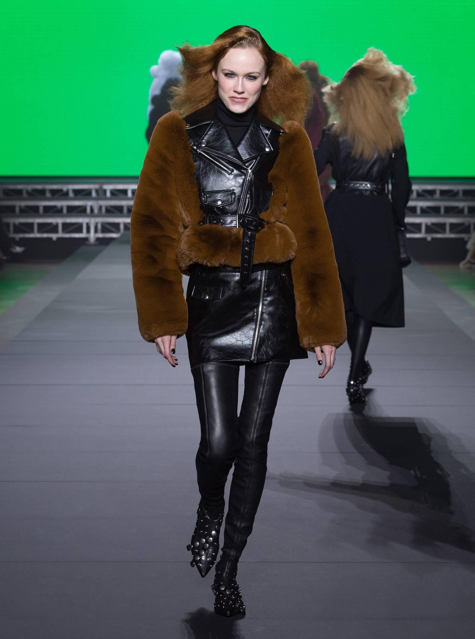 FW 2018-19 Sonia Rykiel Fashion Show