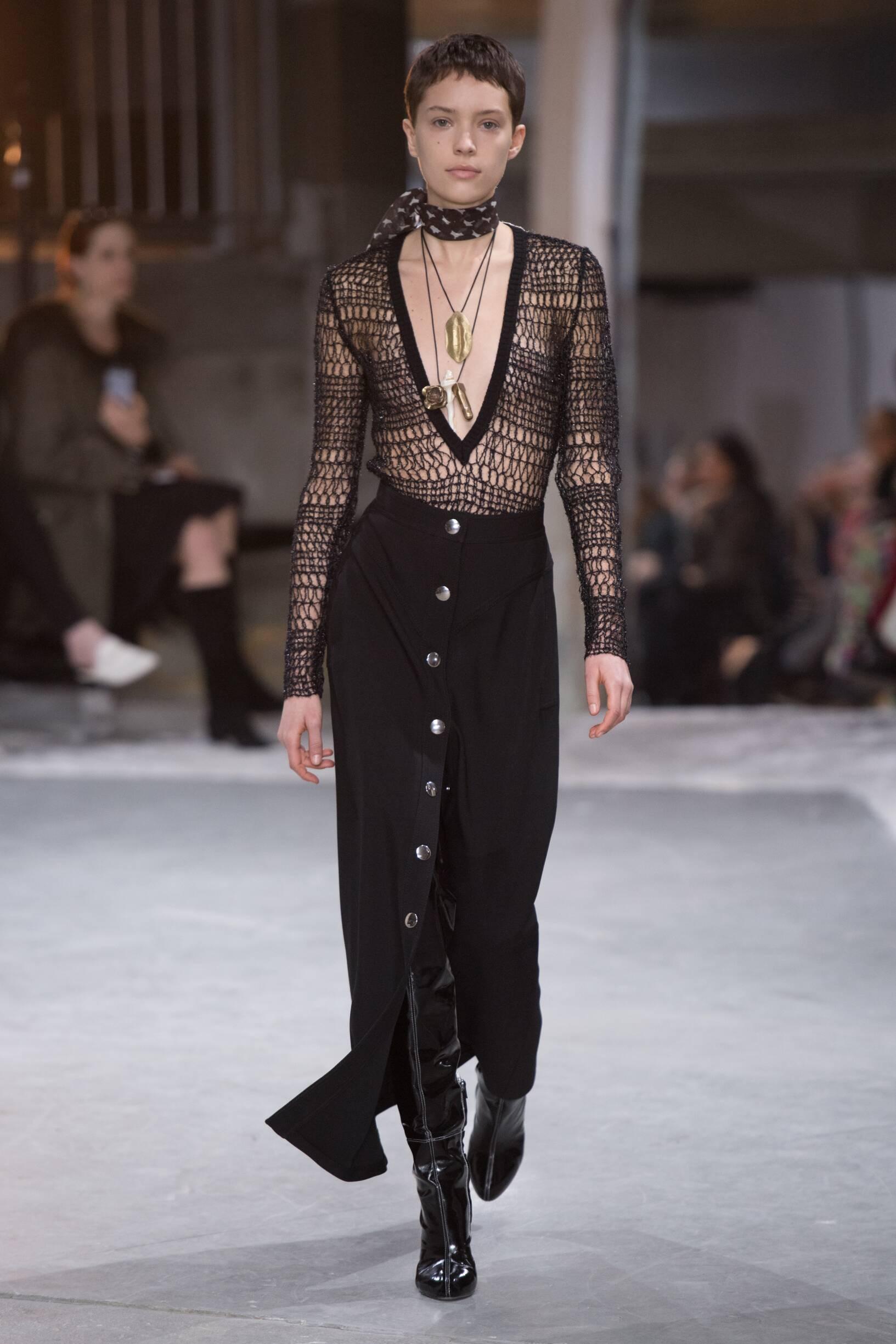 Fall 2018-19 Womenswear Giambattista Valli