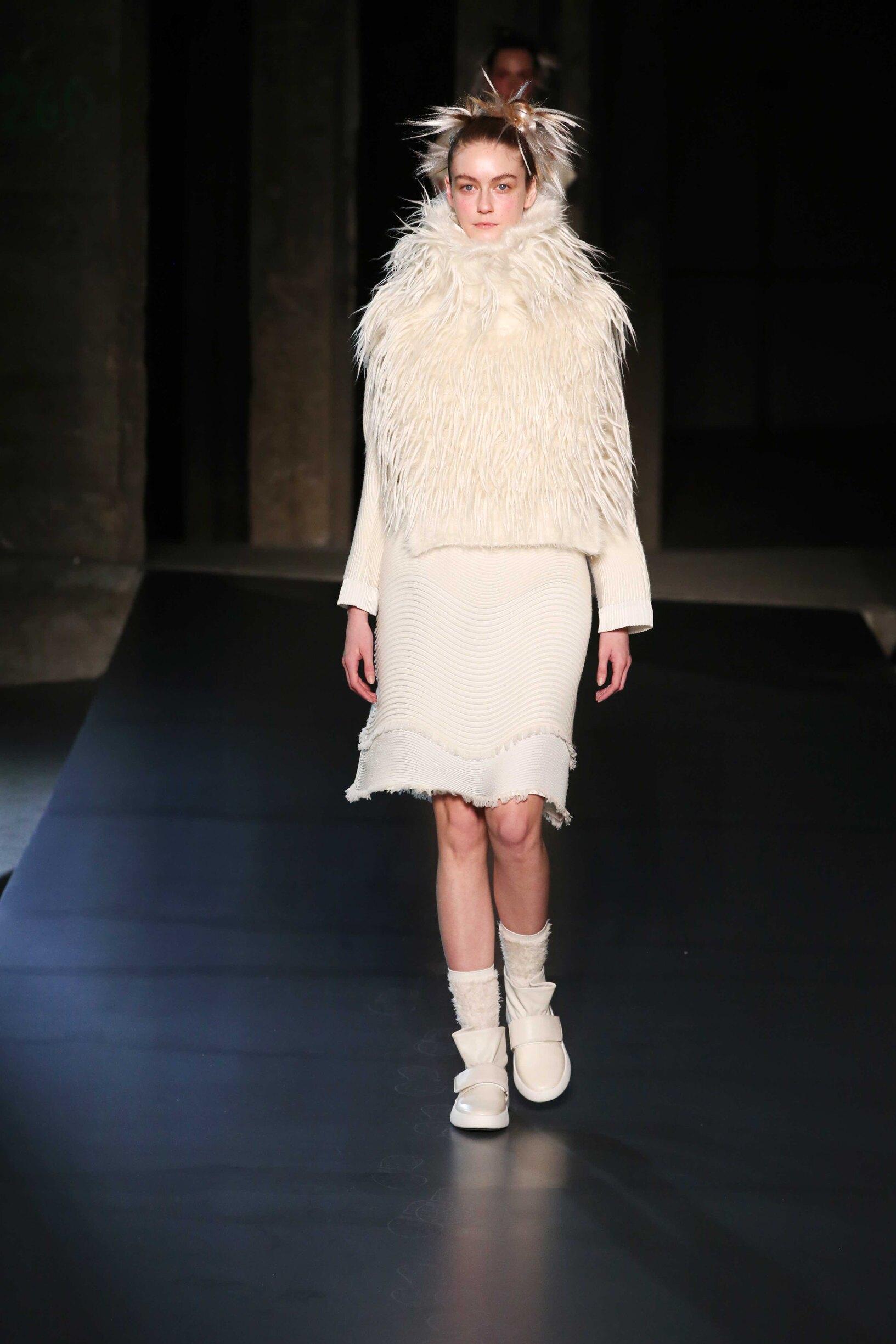 Fall 2018-19 Womenswear Issey Miyake