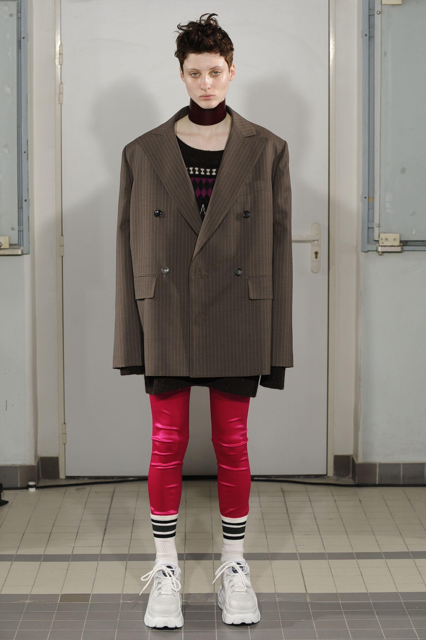 Fall 2018 19 Womenswear Junya Watanabe