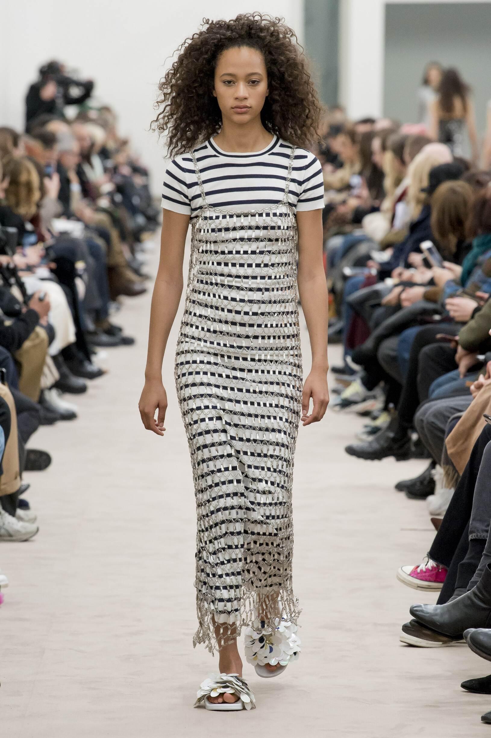 Fall 2018-19 Womenswear Paco Rabanne