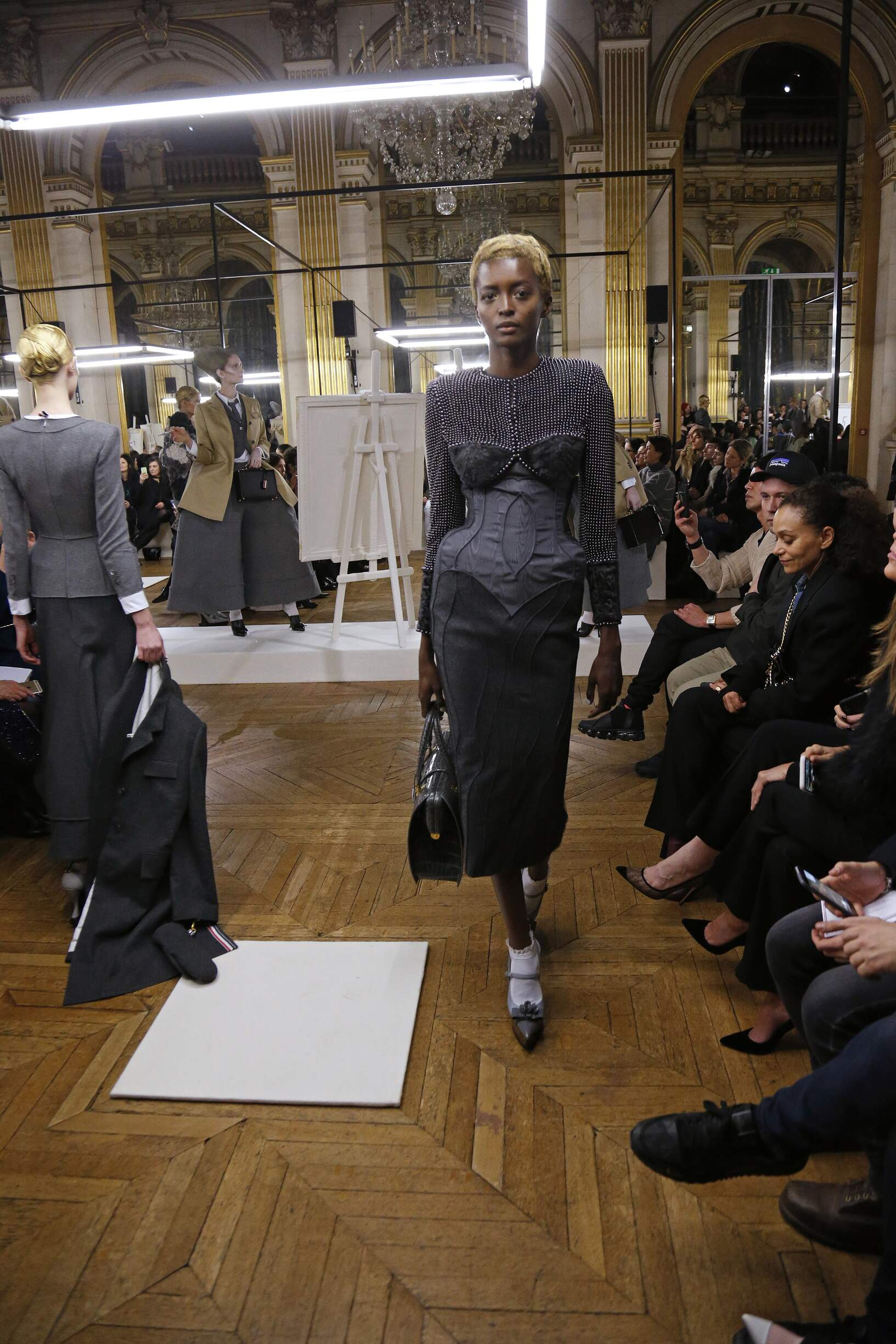 Fall 2018-19 Womenswear Thom Browne