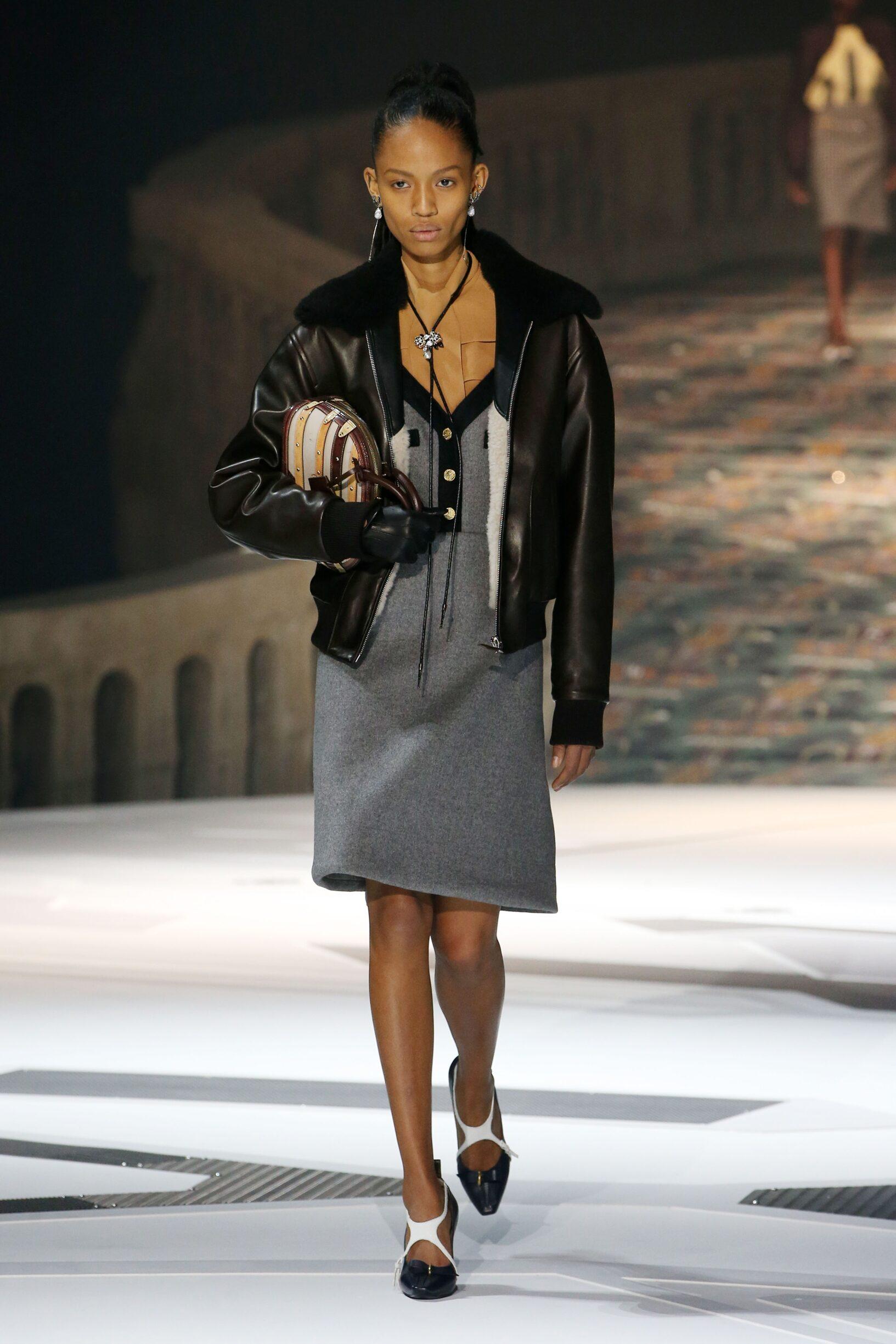 Fall 2018 Fashion Trends Louis Vuitton