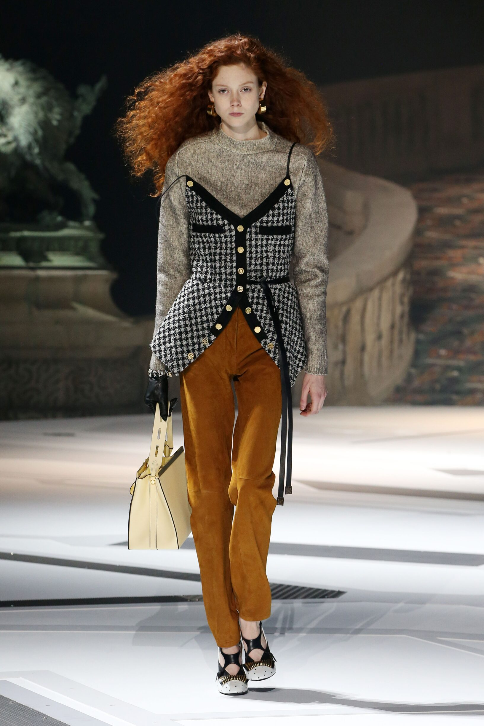 Fall 2018 Womenswear Louis Vuitton