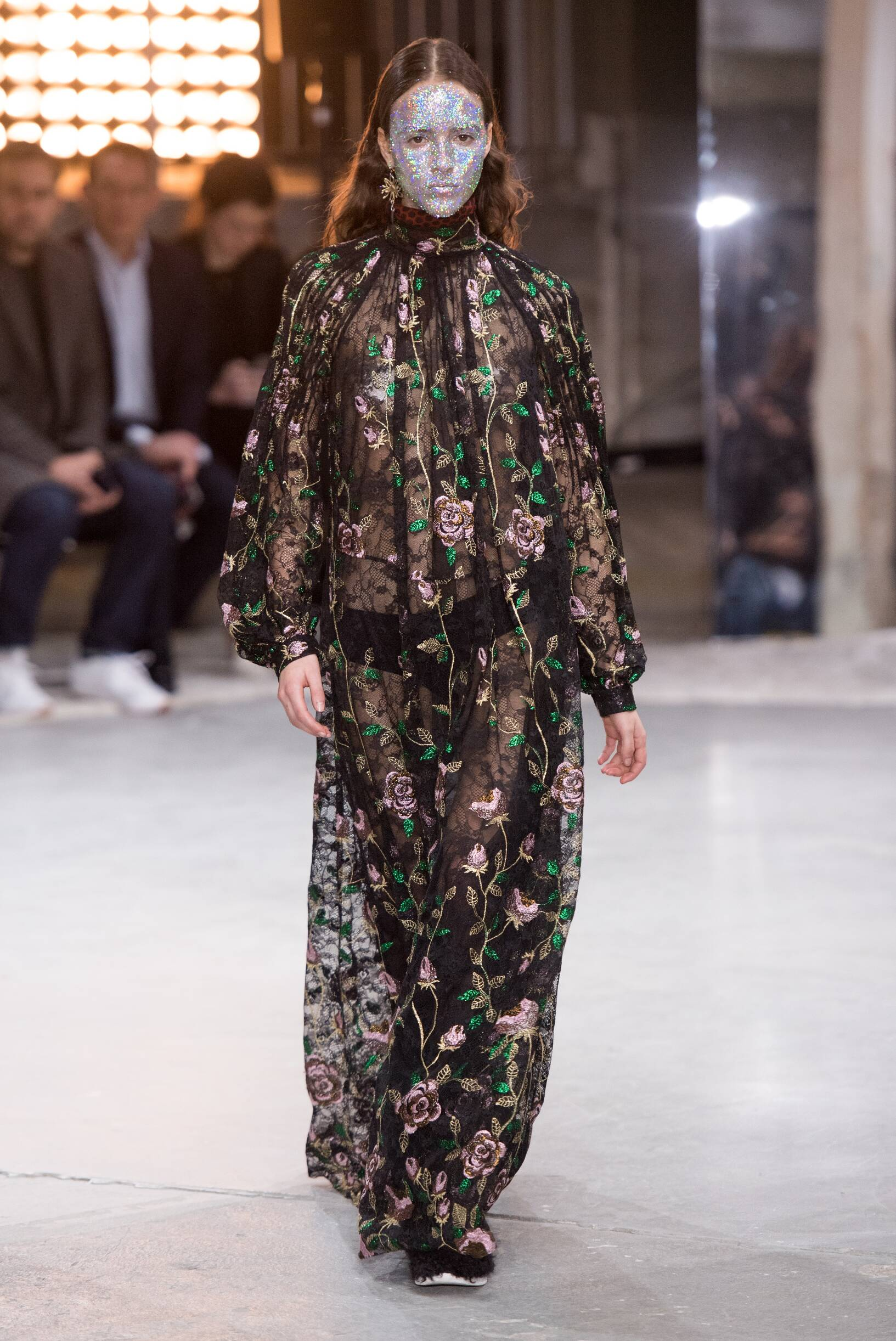 Fall Fashion 2018-19 Giambattista Valli