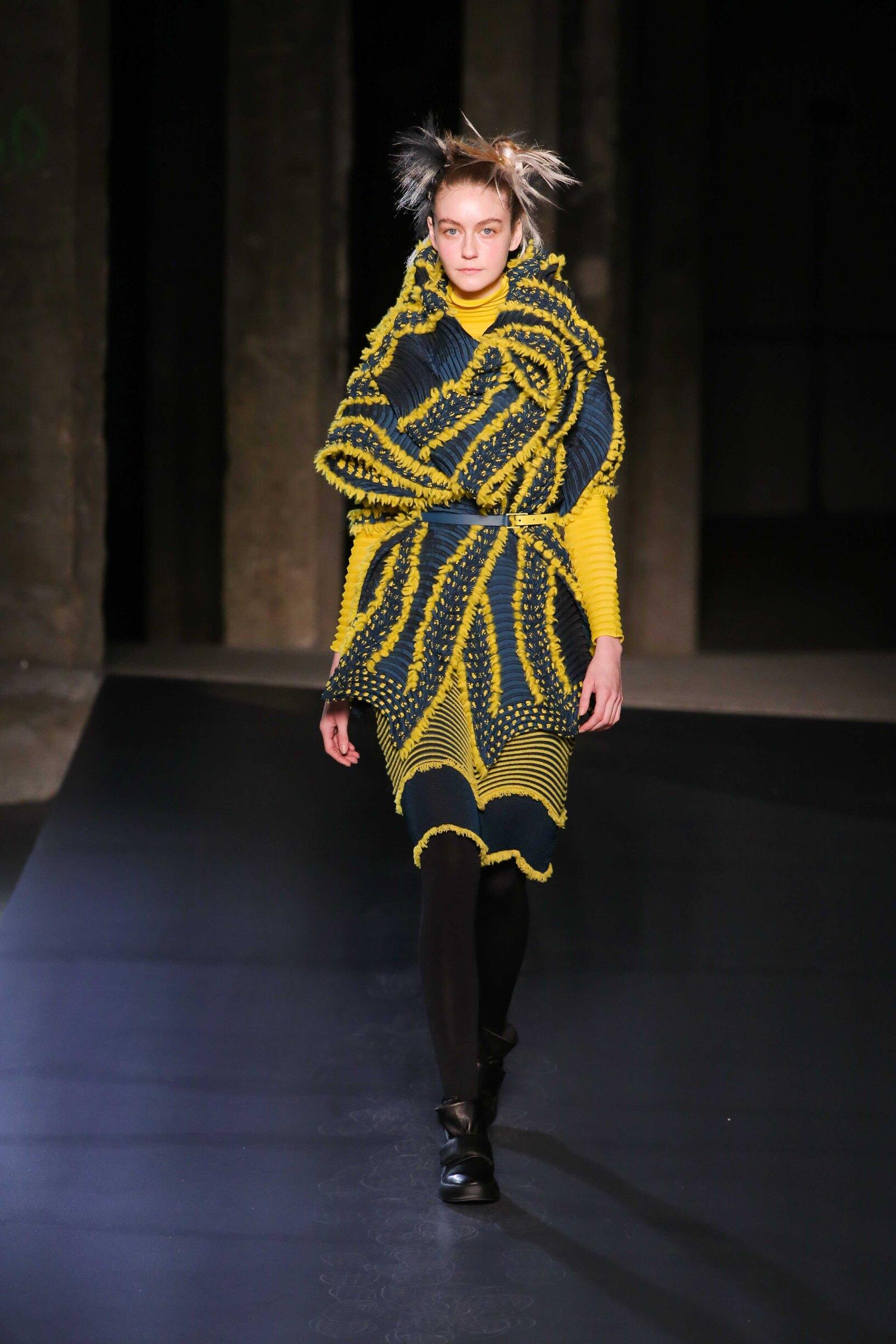 Fall Fashion 2018-19 Issey Miyake