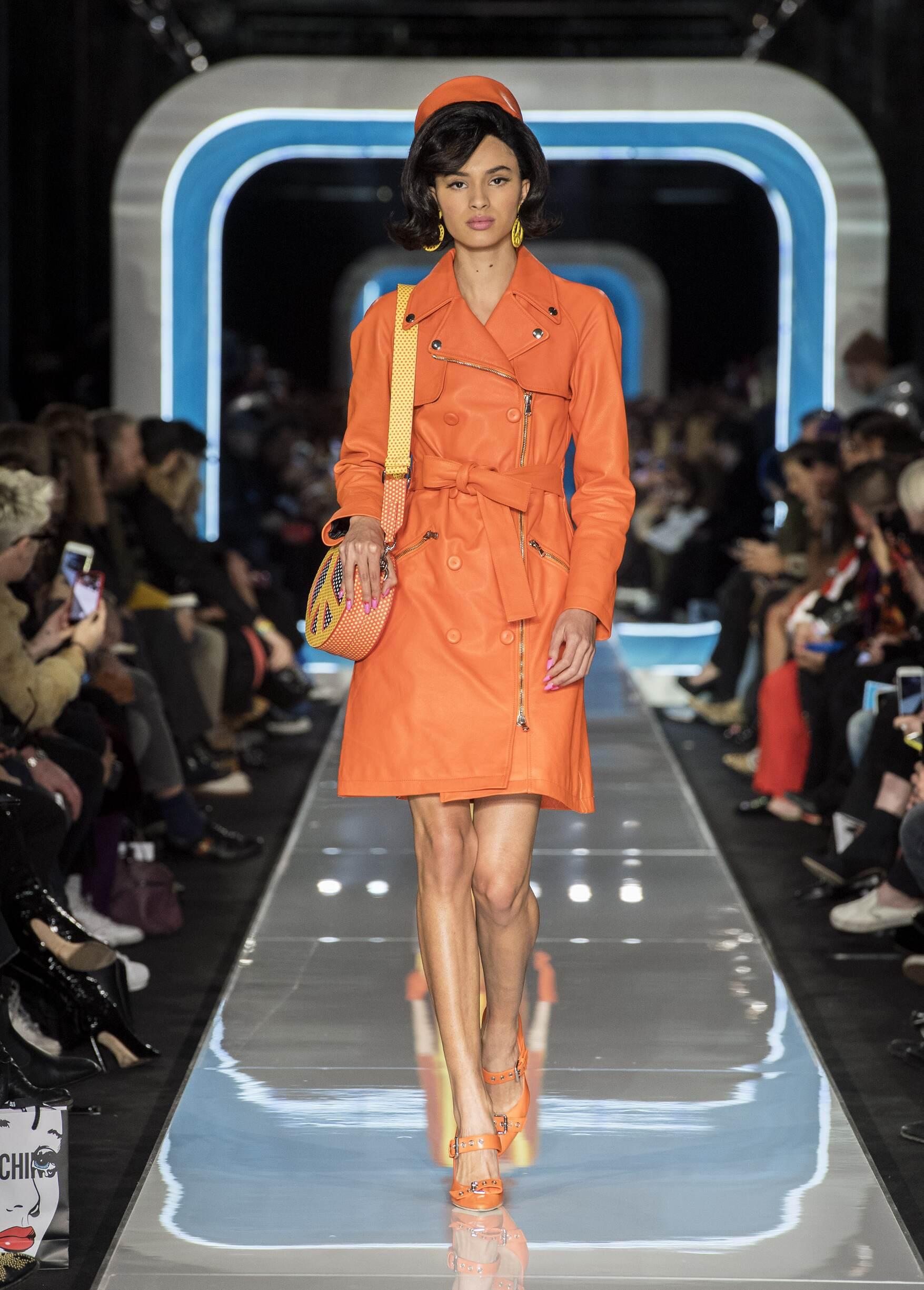 Fall Fashion 2018-19 Moschino