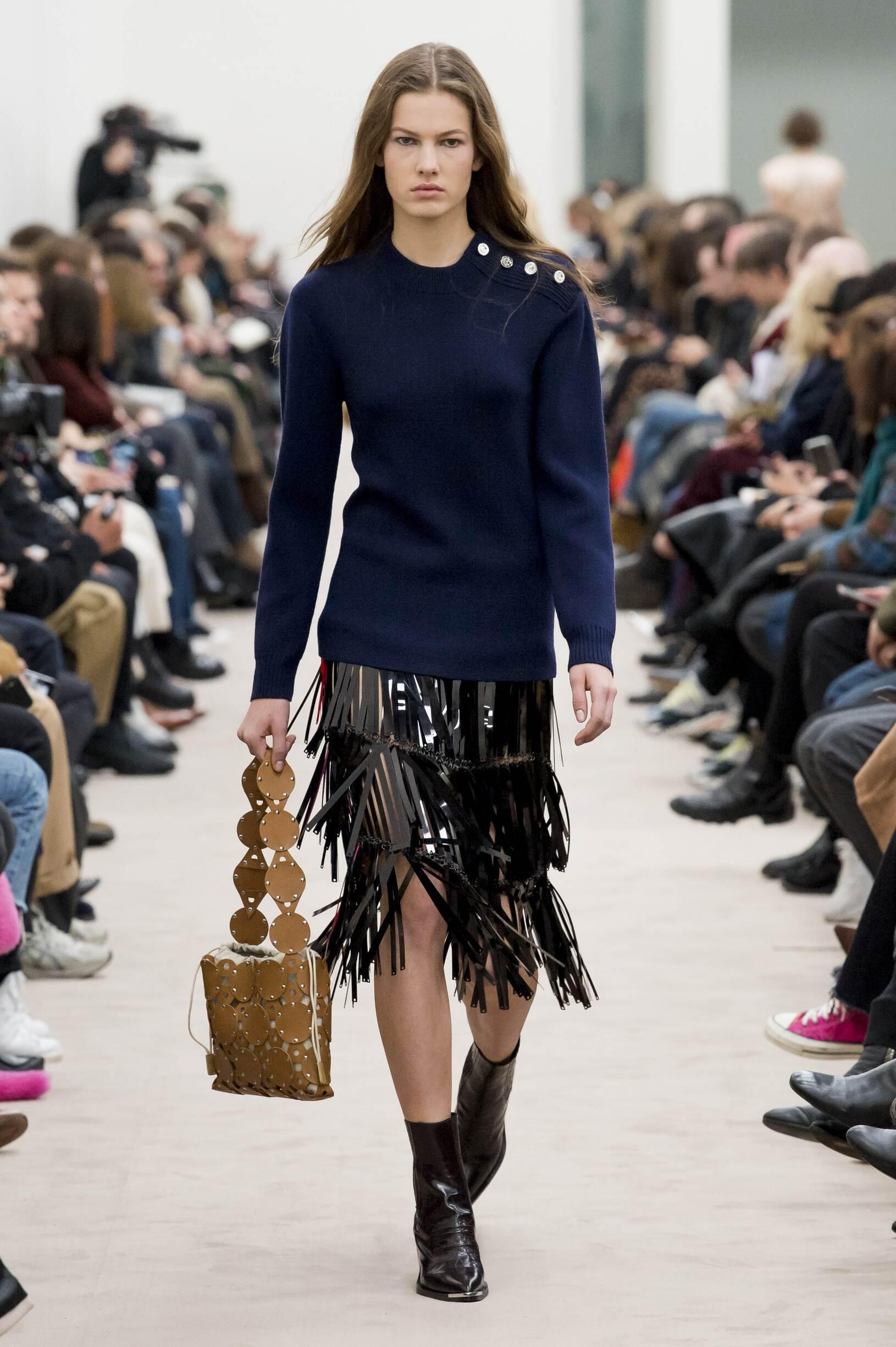Fall Fashion 2018-19 Paco Rabanne