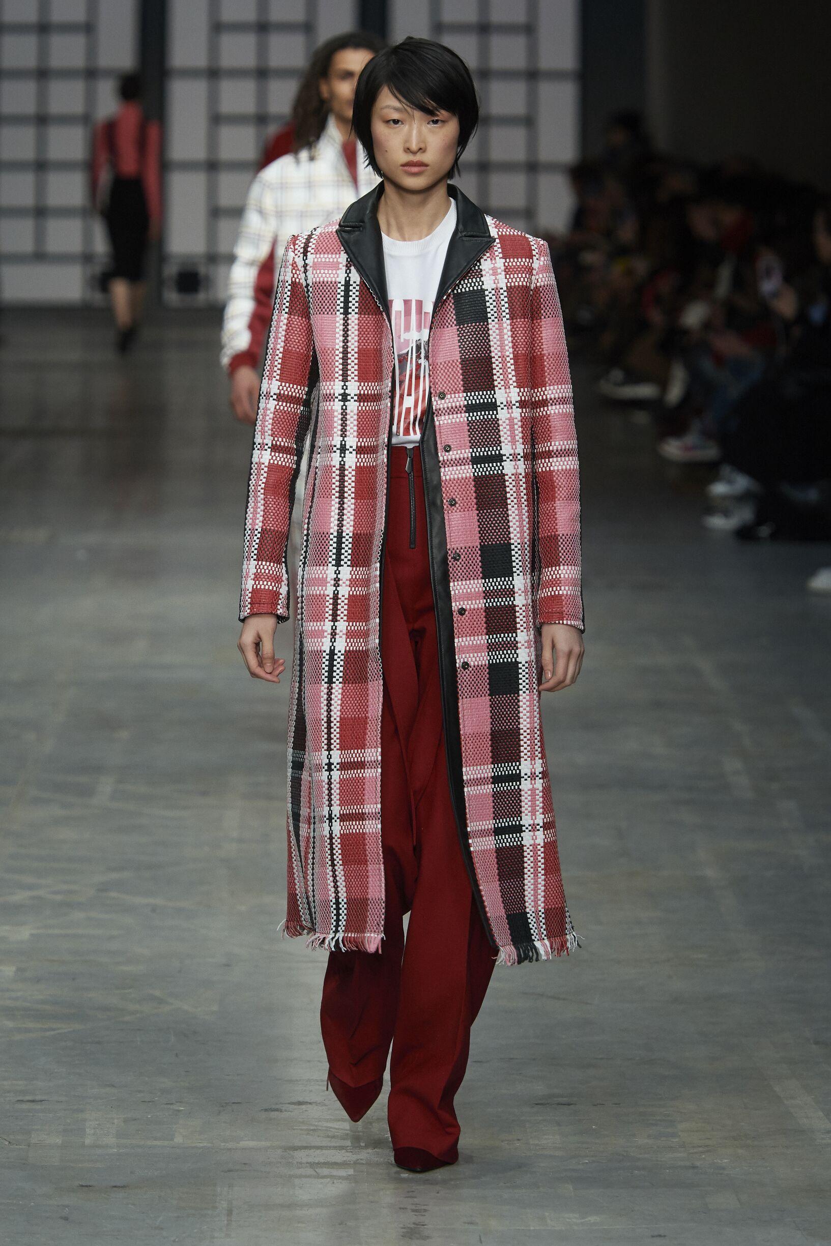 Fall Fashion 2018-19 Trussardi