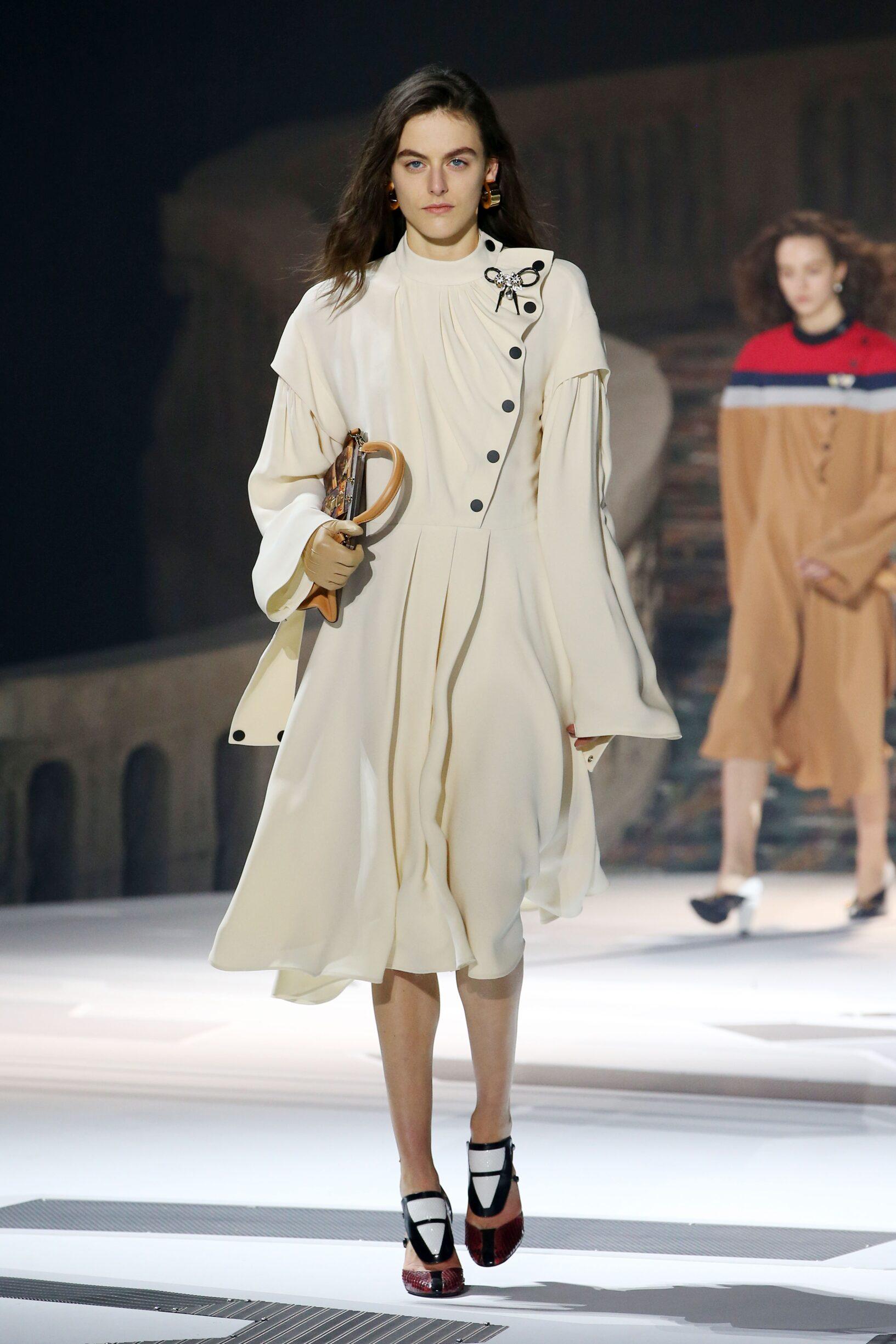Fall Fashion 2018 Louis Vuitton
