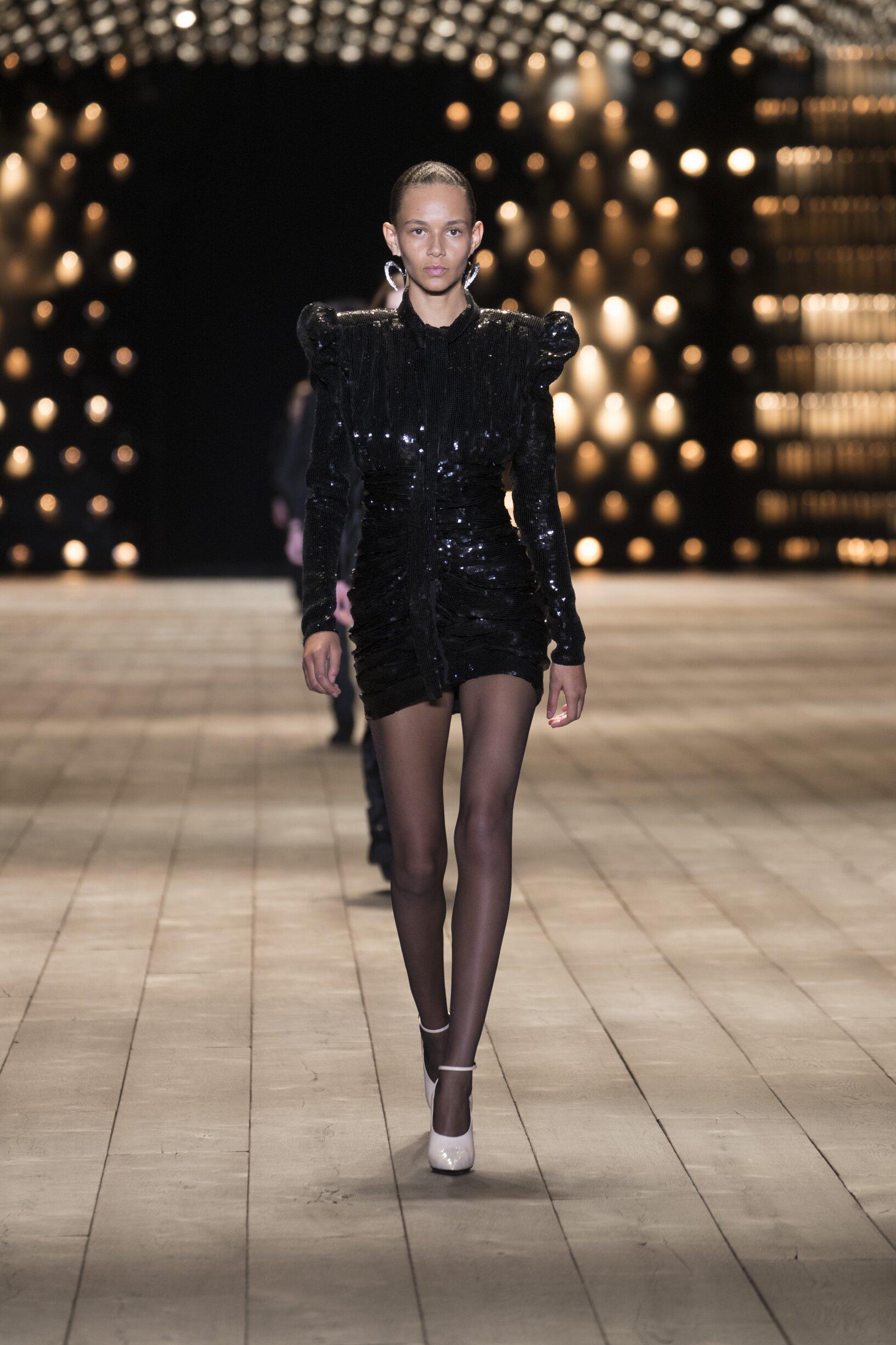 Fall Fashion Trends 2018-19 Saint Laurent
