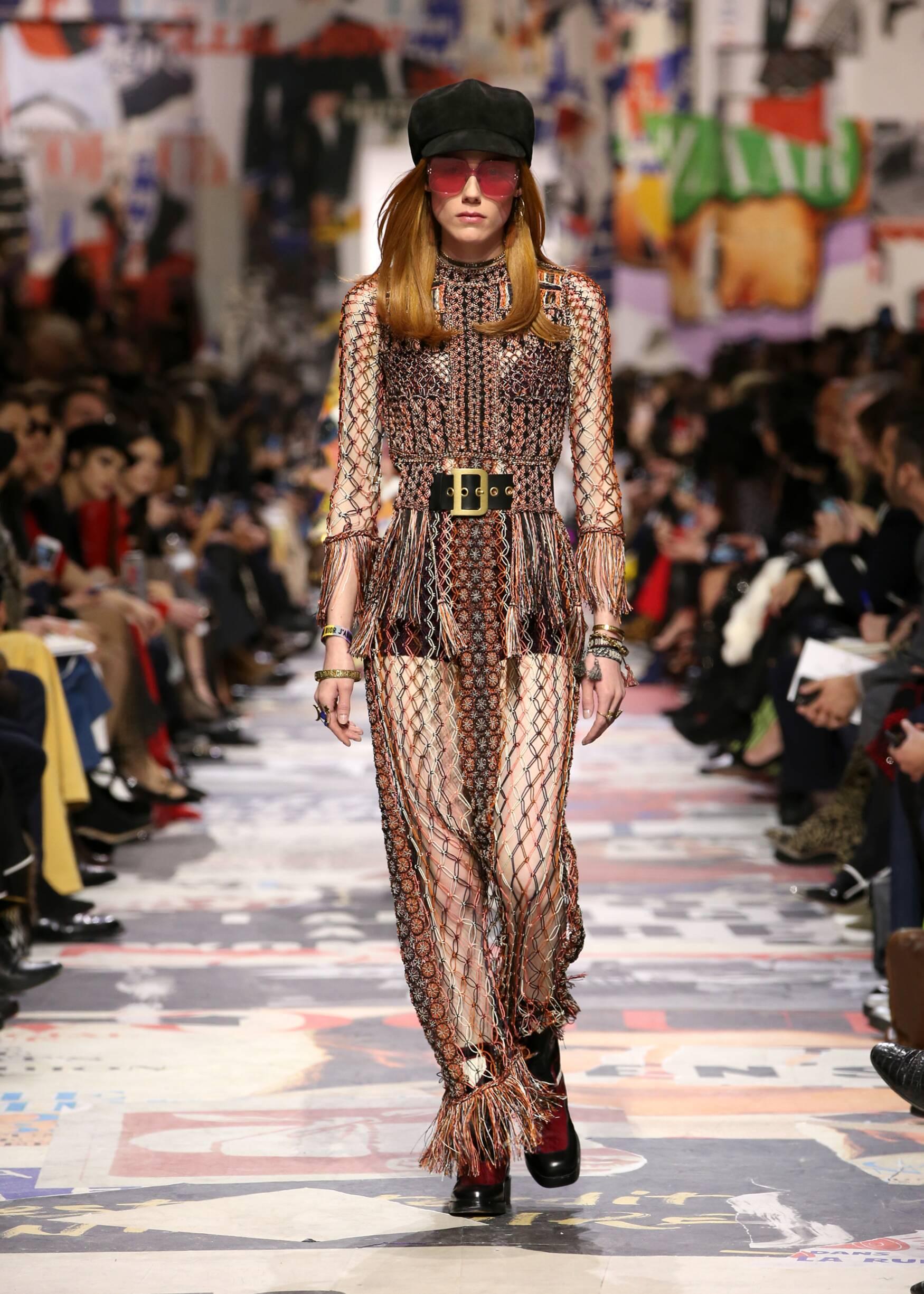 Fall Fashion Woman Trends 2018 Dior