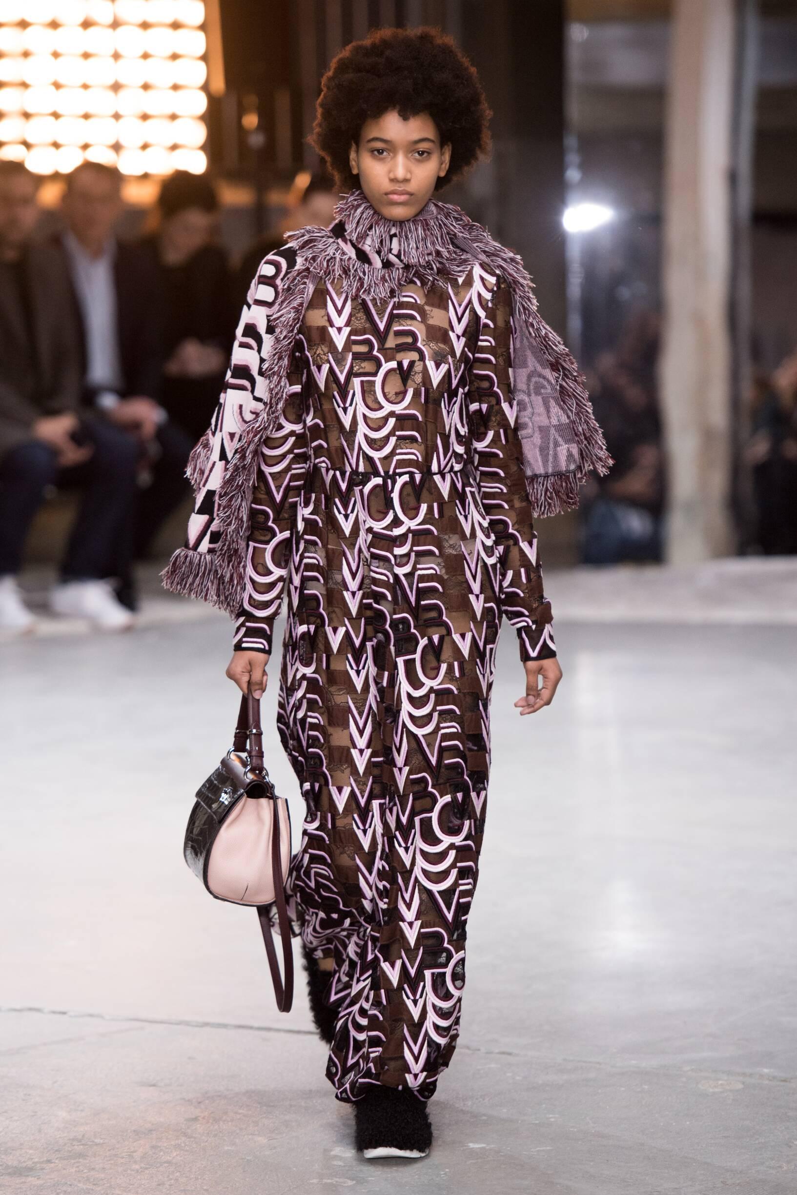 Fall Fashion Woman Trends 2018 Giambattista Valli