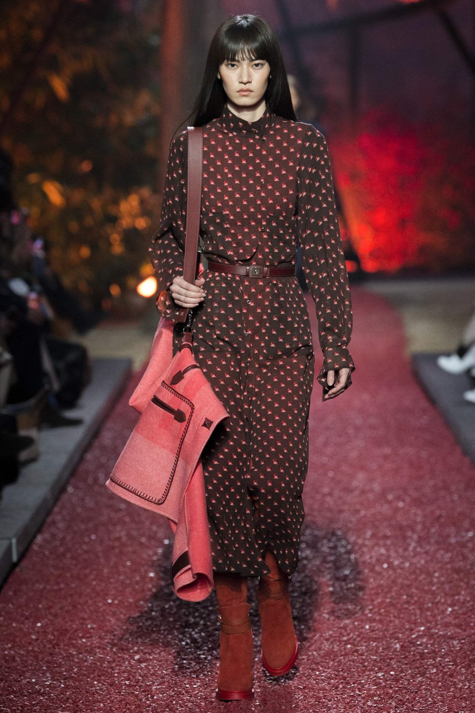 Fall Fashion Woman Trends 2018 Hermès
