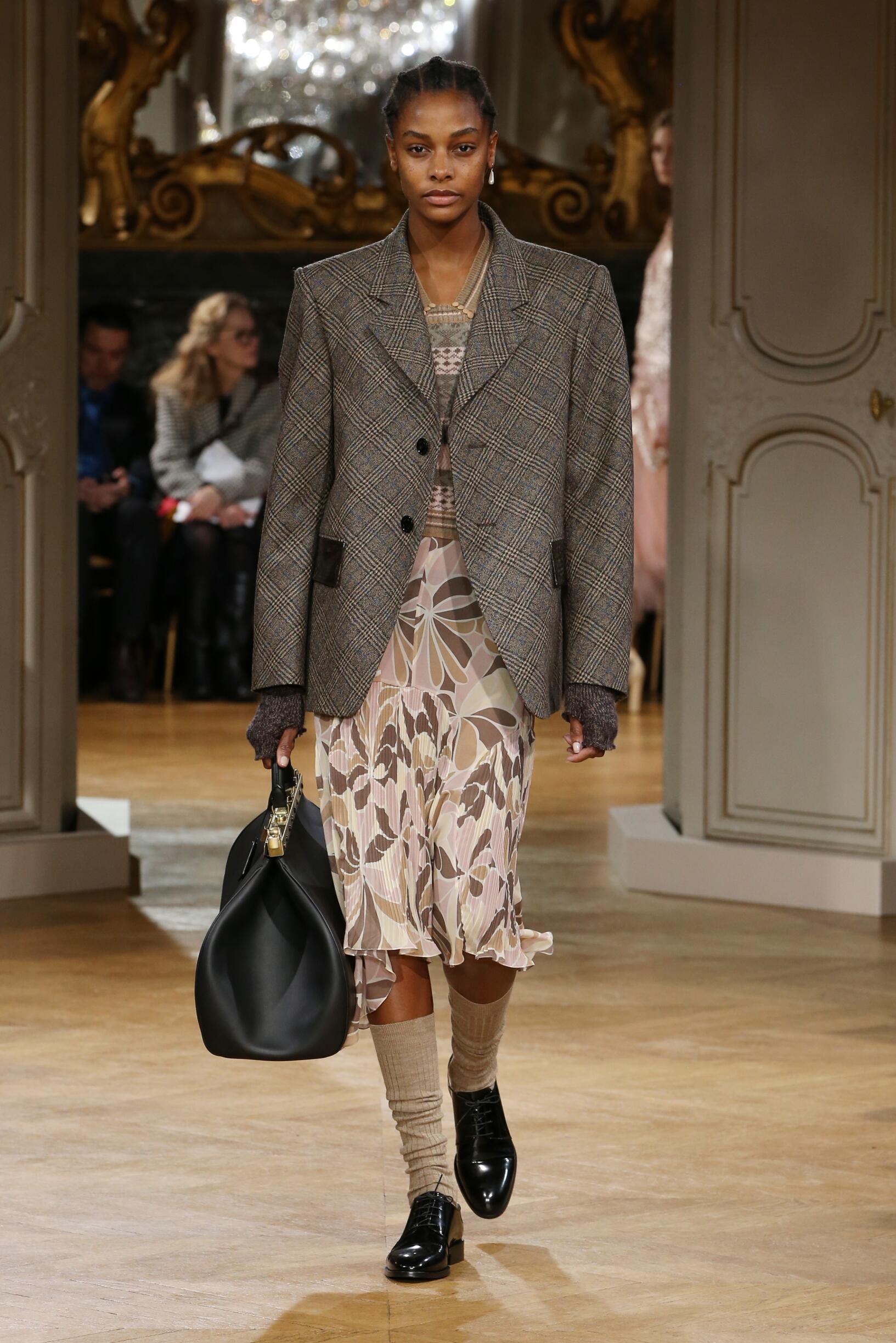 Fall Fashion Woman Trends 2018 John Galliano