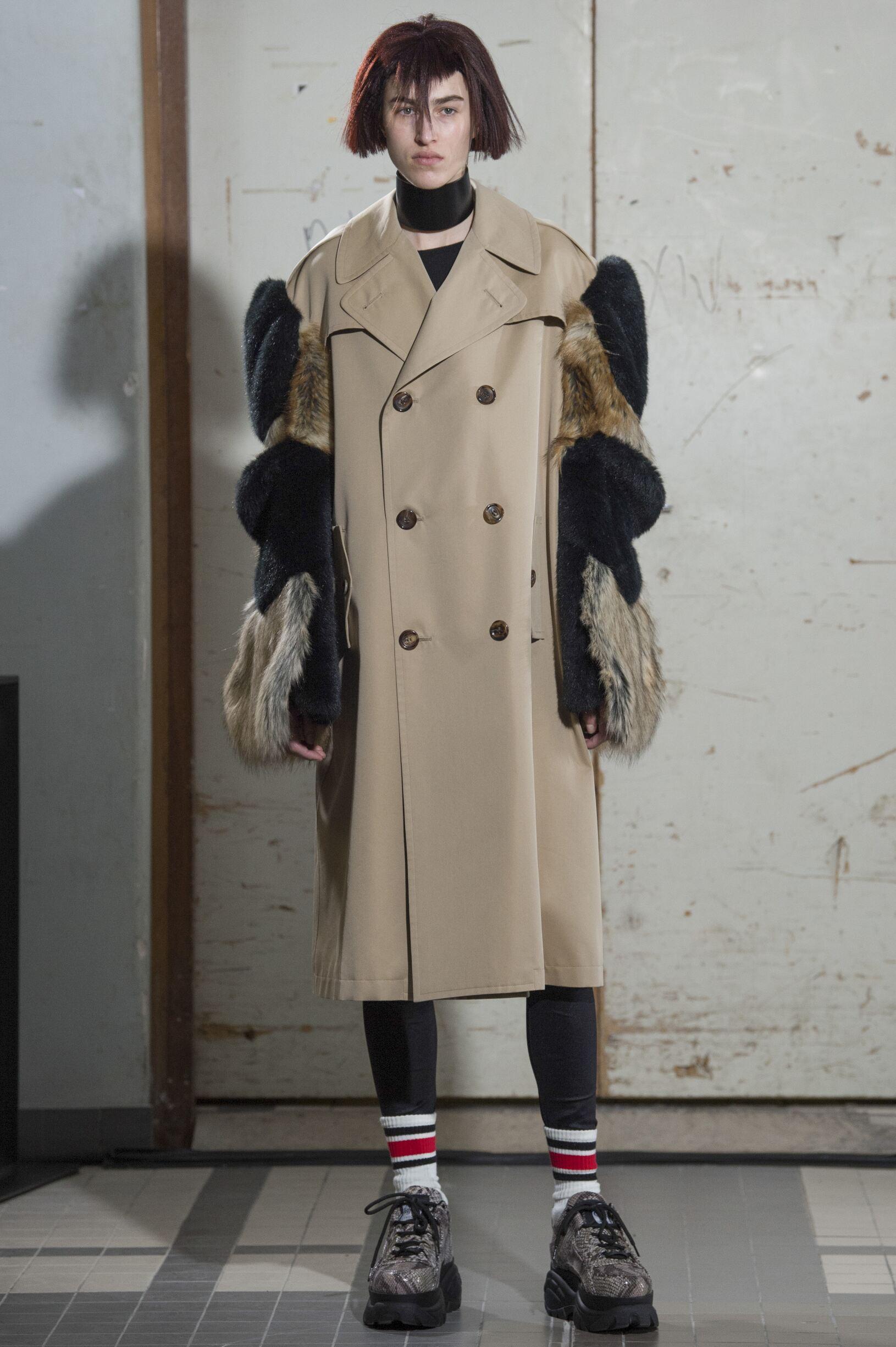 Fall Fashion Woman Trends 2018 Junya Watanabe