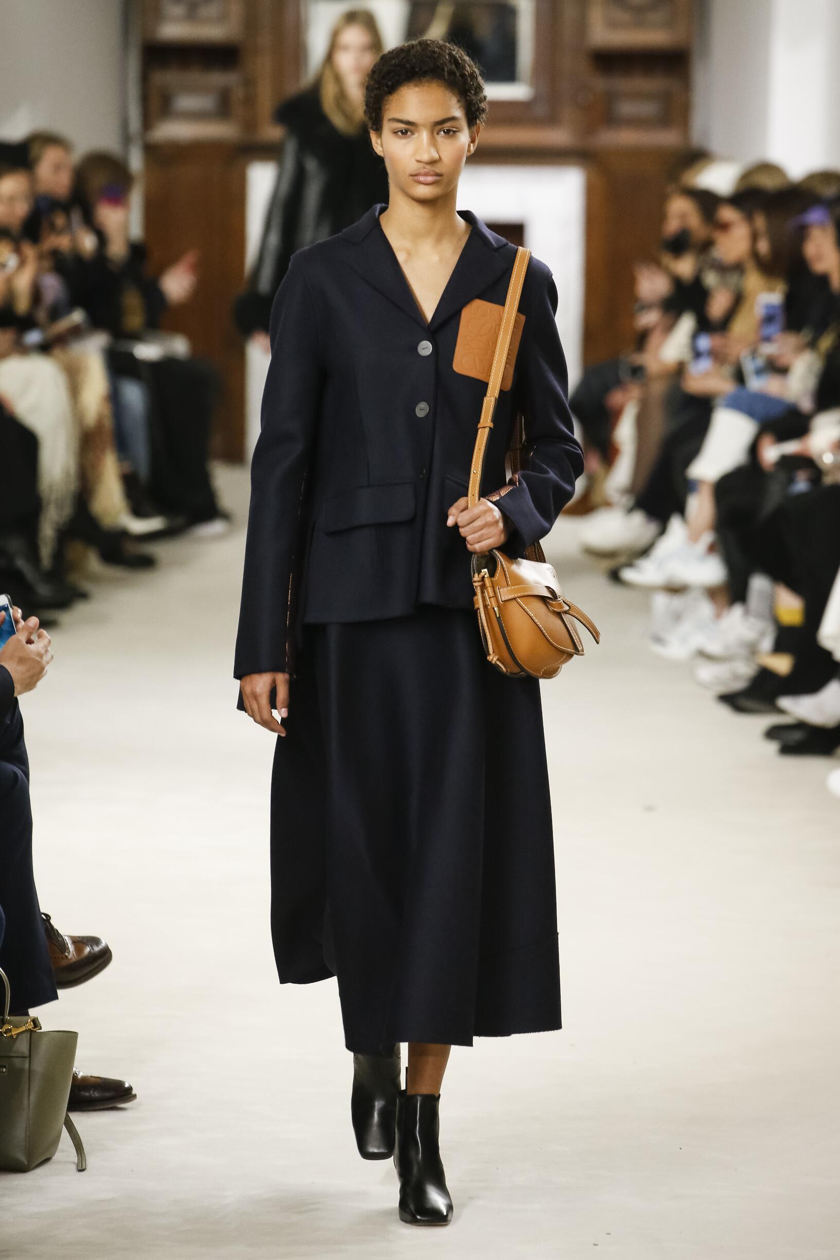 Fall Fashion Woman Trends 2018 Loewe