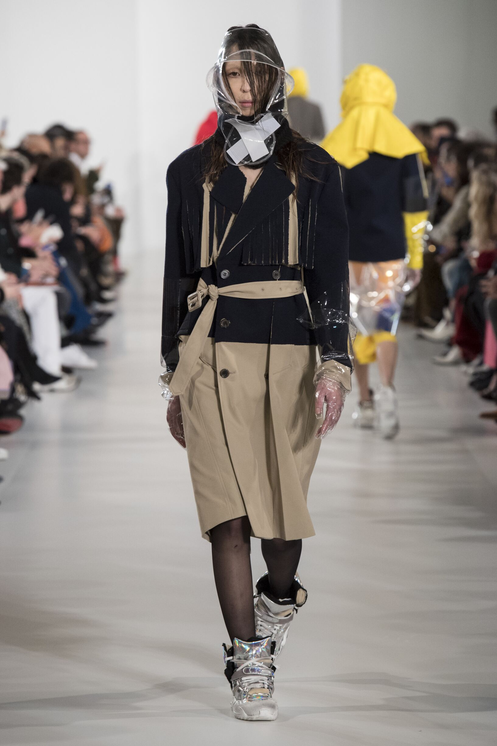 Fall Fashion Woman Trends 2018 Maison Margiela