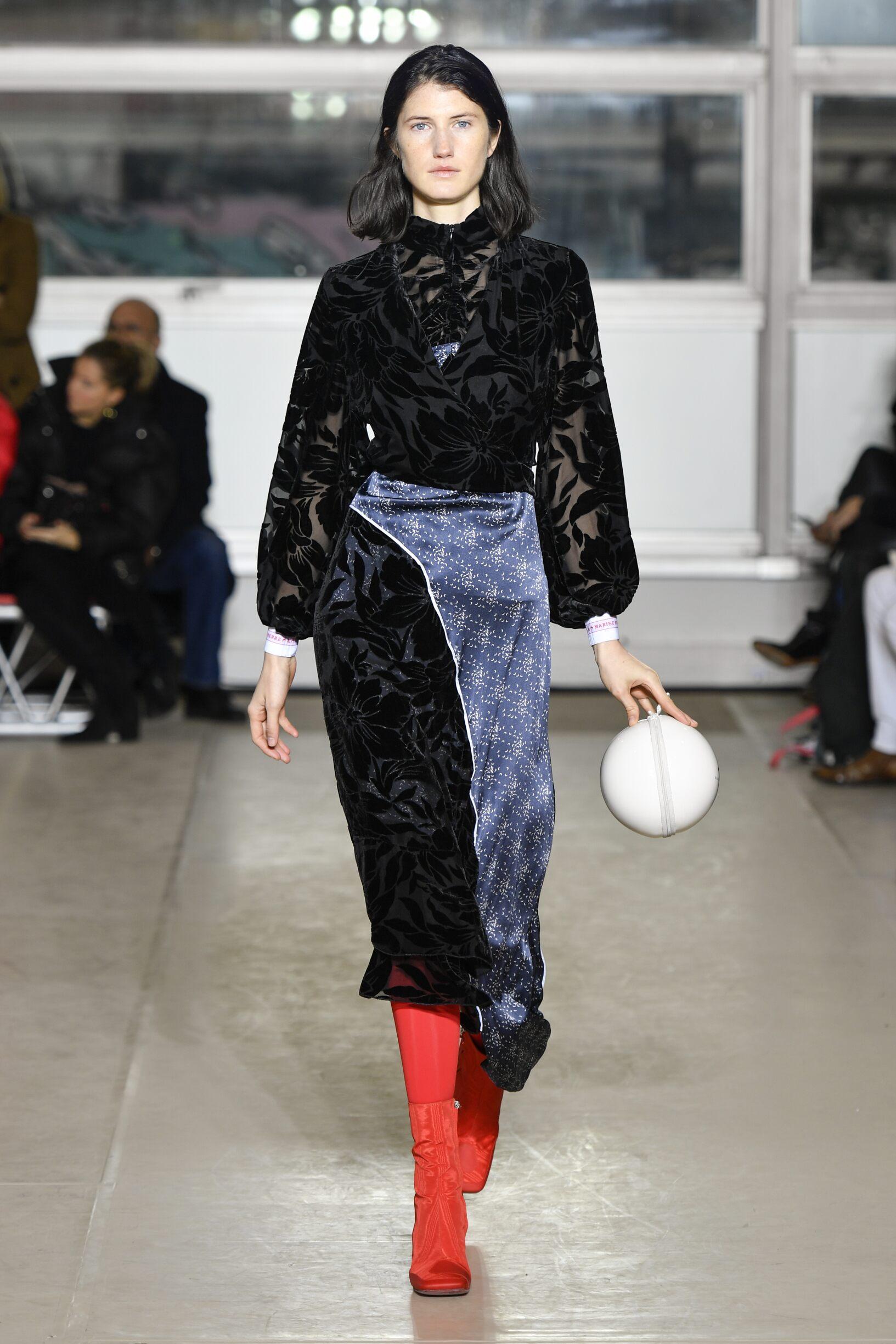 Fall Fashion Woman Trends 2018 Marine Serre