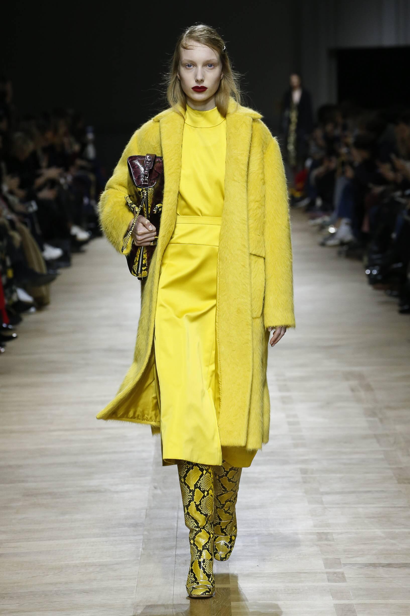 Fall Fashion Woman Trends 2018 Rochas