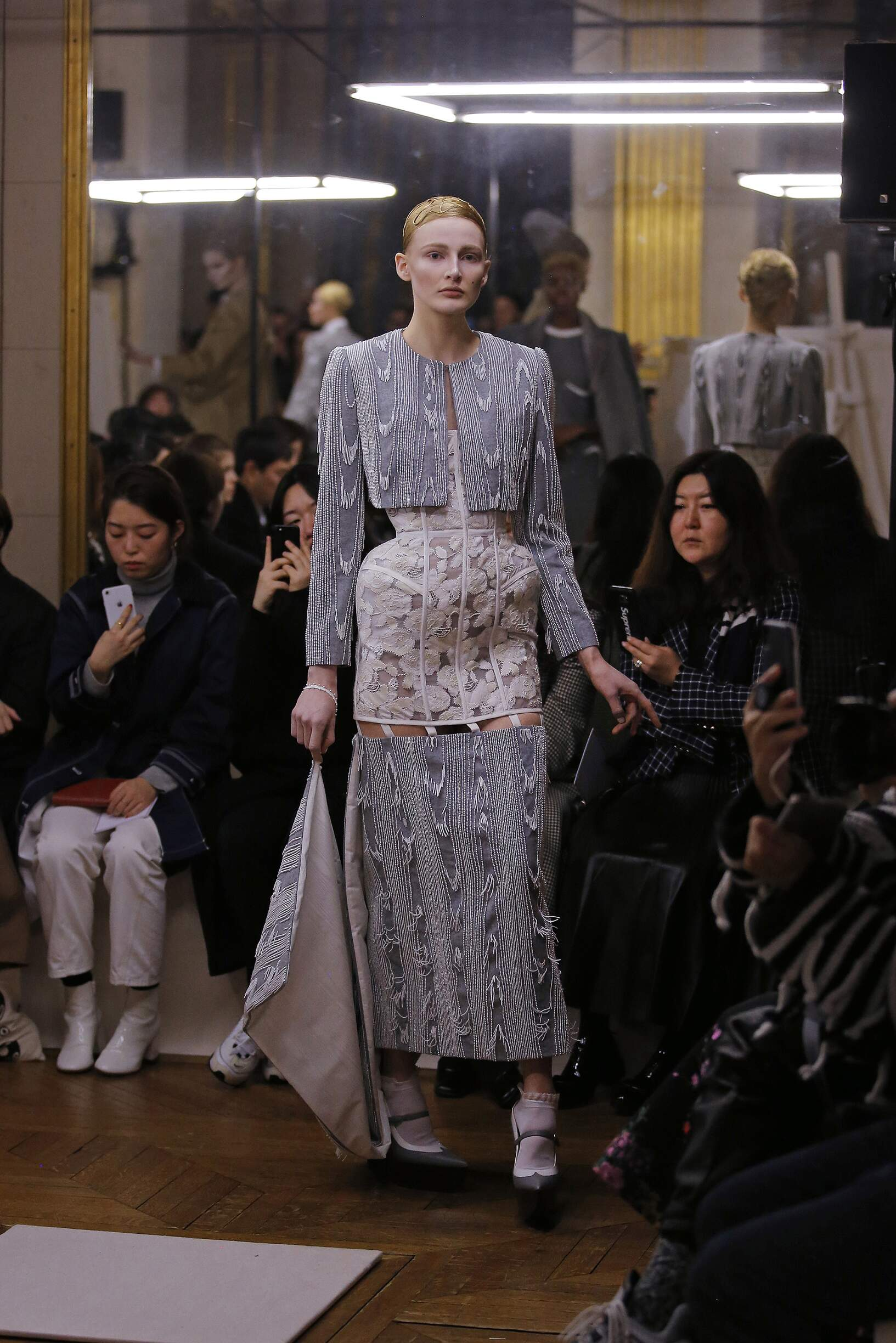 Fall Fashion Woman Trends 2018 Thom Browne