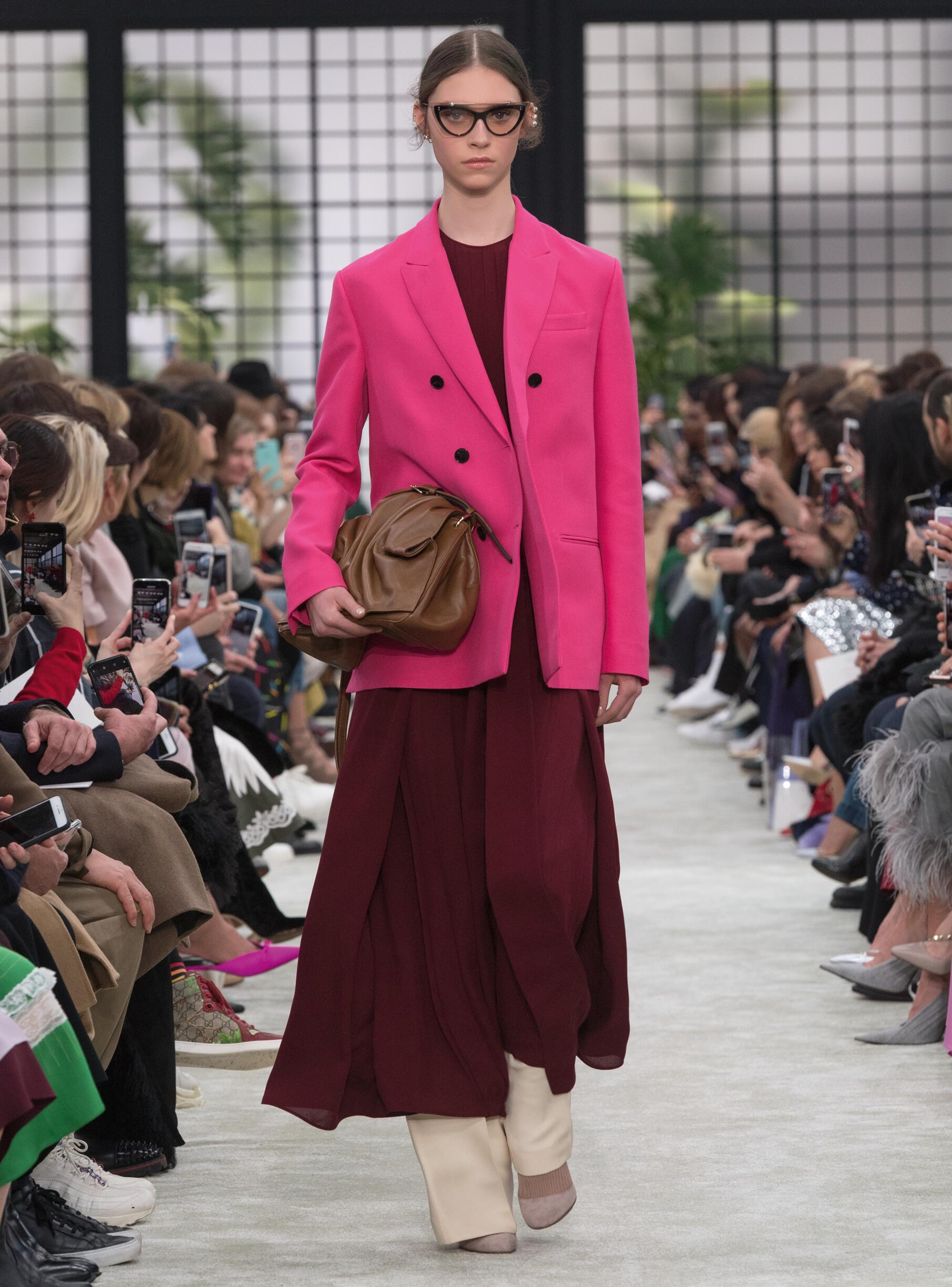 Fall Fashion Woman Trends 2018 Valentino