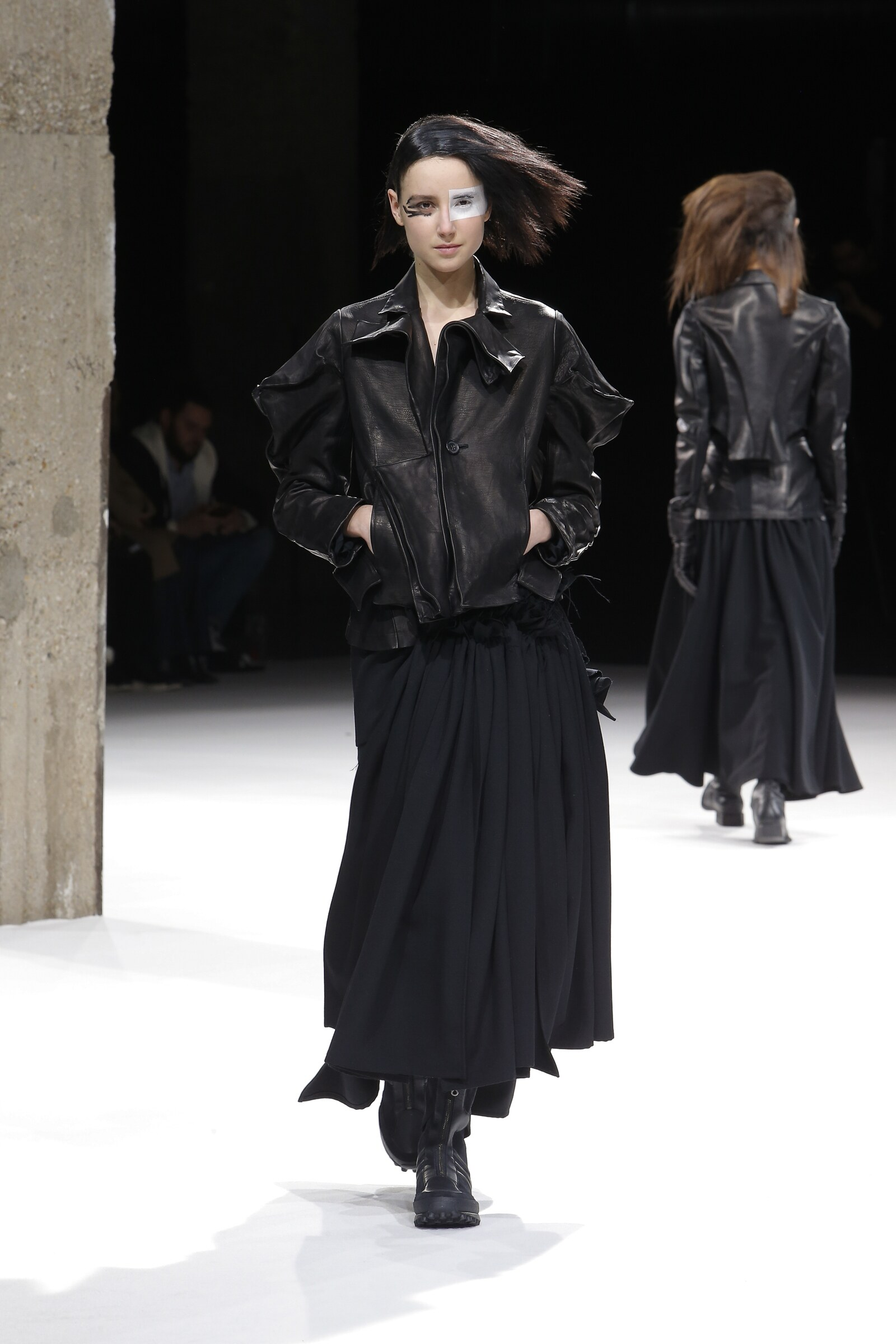 Fall Fashion Woman Trends 2018 Yohji Yamamoto